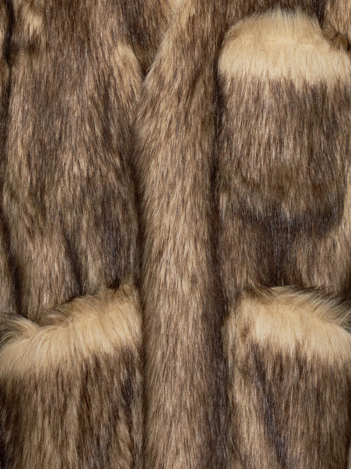 Moda Faux Fur Coat (202-639-30011-OFF)