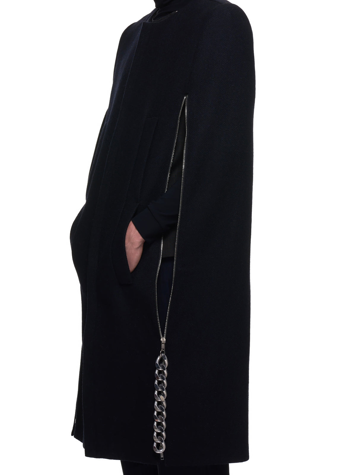 Punk Cape (202-663-20005-DARK-NAVY)