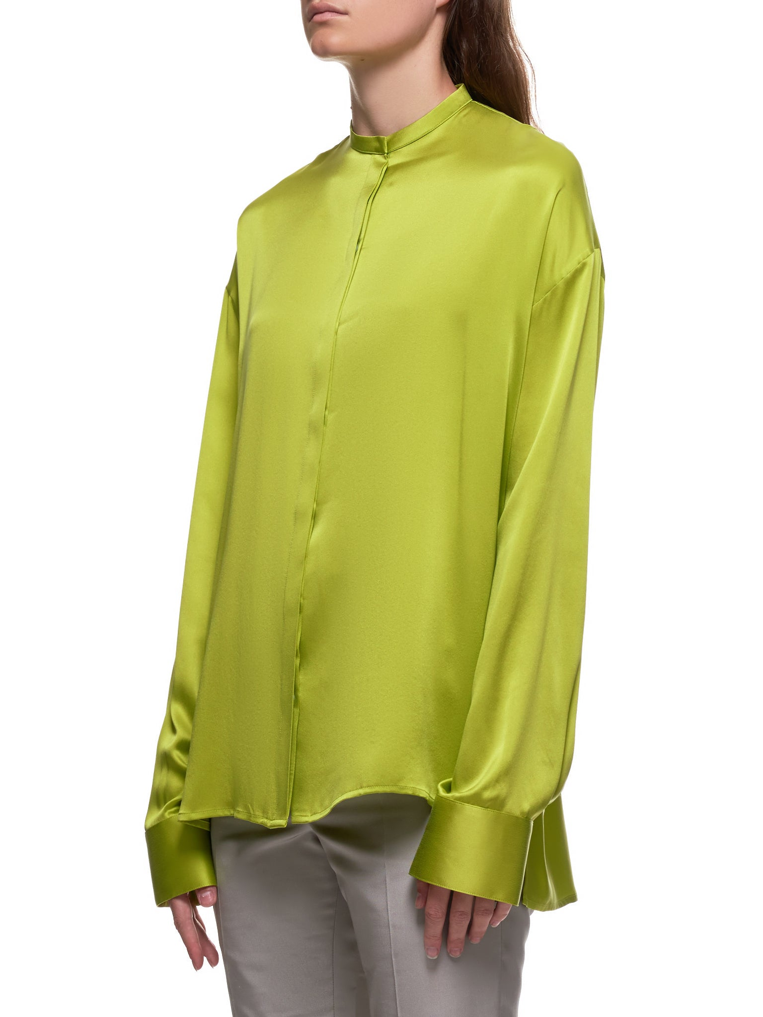 Haider Ackermann Shirt | H.Lorenzo Side