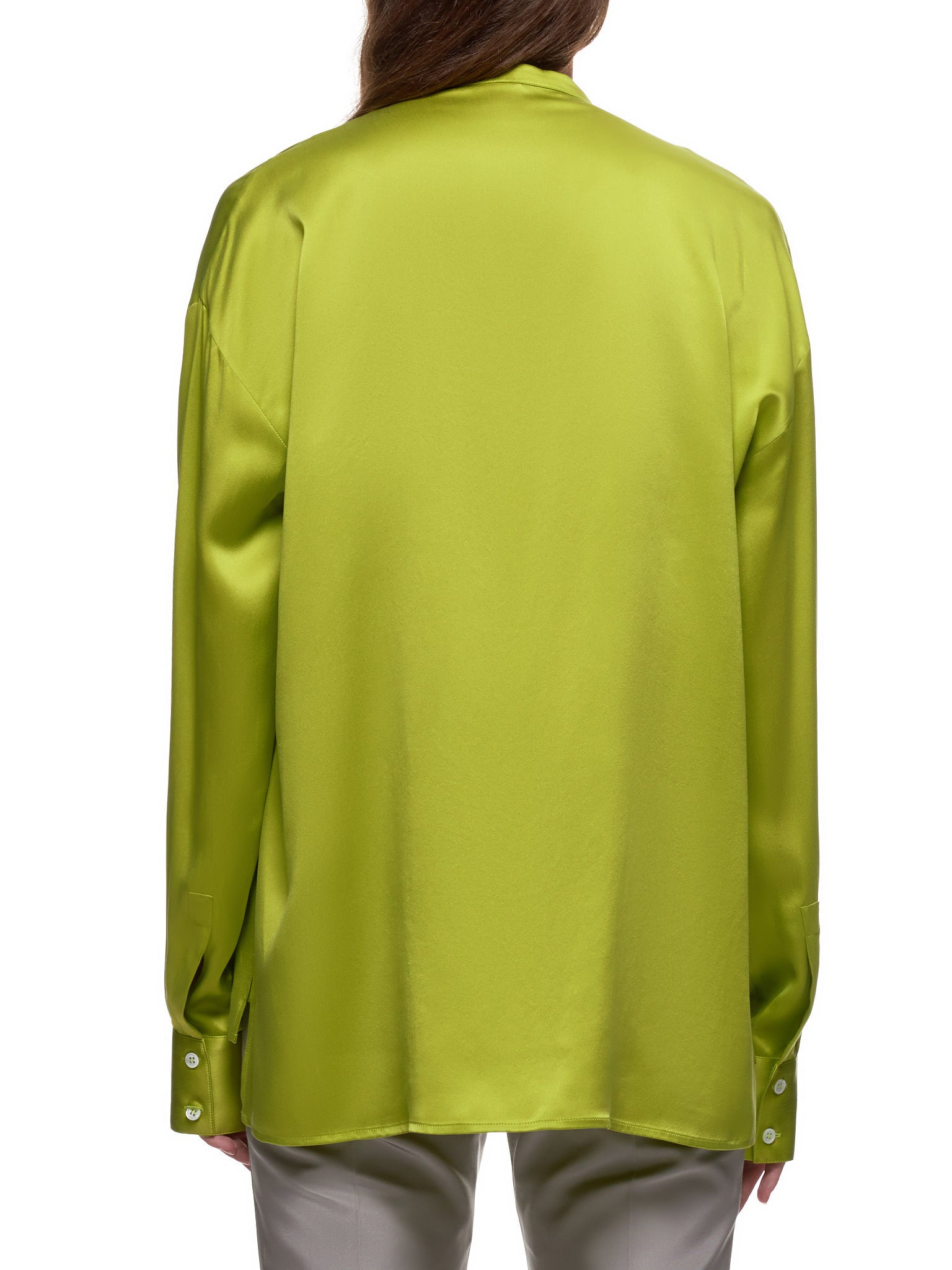 Haider Ackermann Shirt | H.Lorenzo Back
