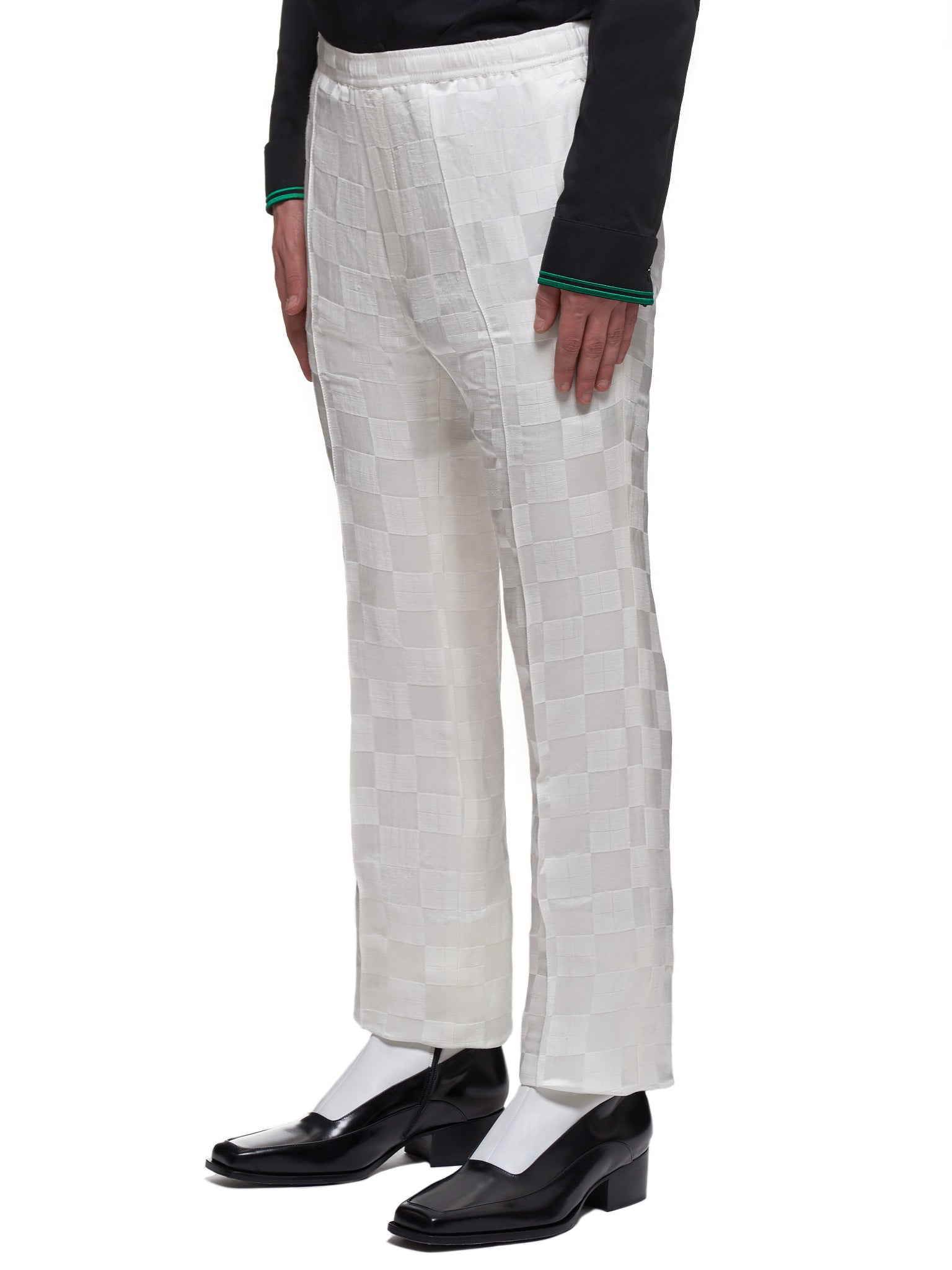 Haider Ackermann Pants - Hlorenzo Side