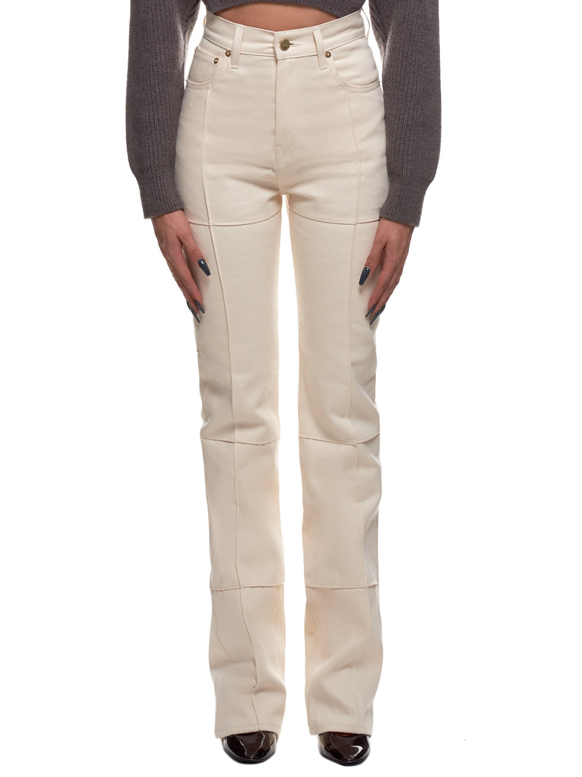 Jacquemus Trousers | H.Lorenzo - front