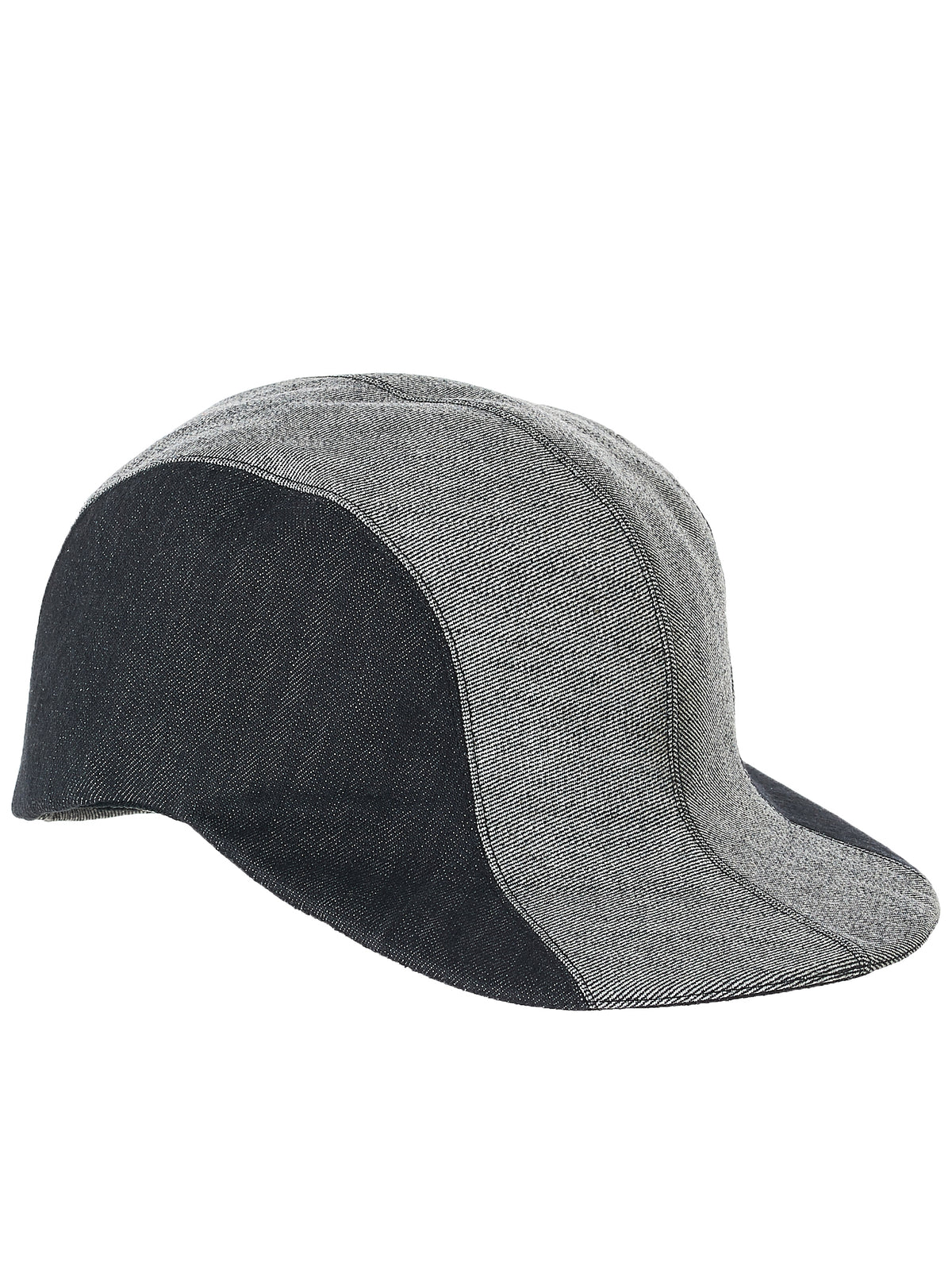 Stephen Jones Denim Cap - Hlorenzo Front