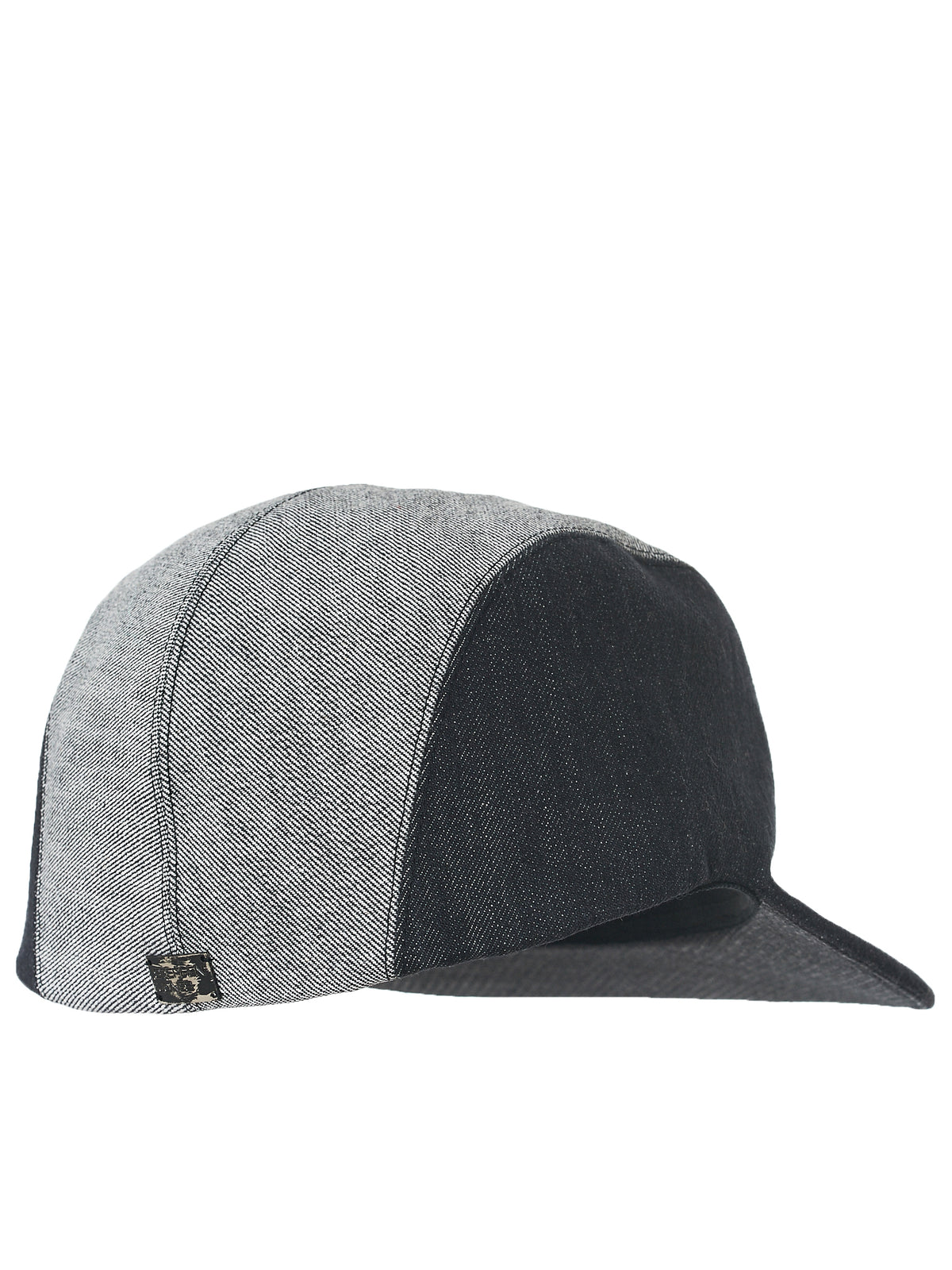 Stephen Jones Denim Cap - Hlorenzo Back 2