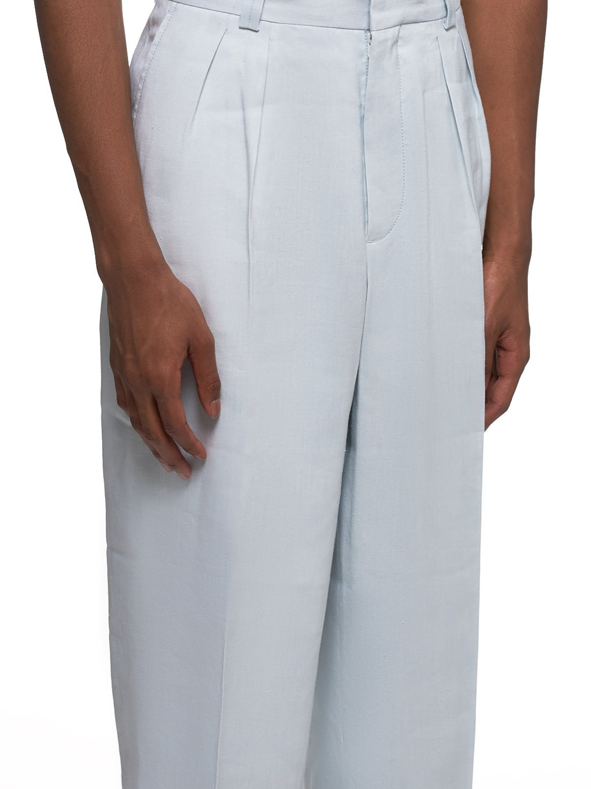 Le Costume Trousers (205P01-205-LIGHT-GREY)