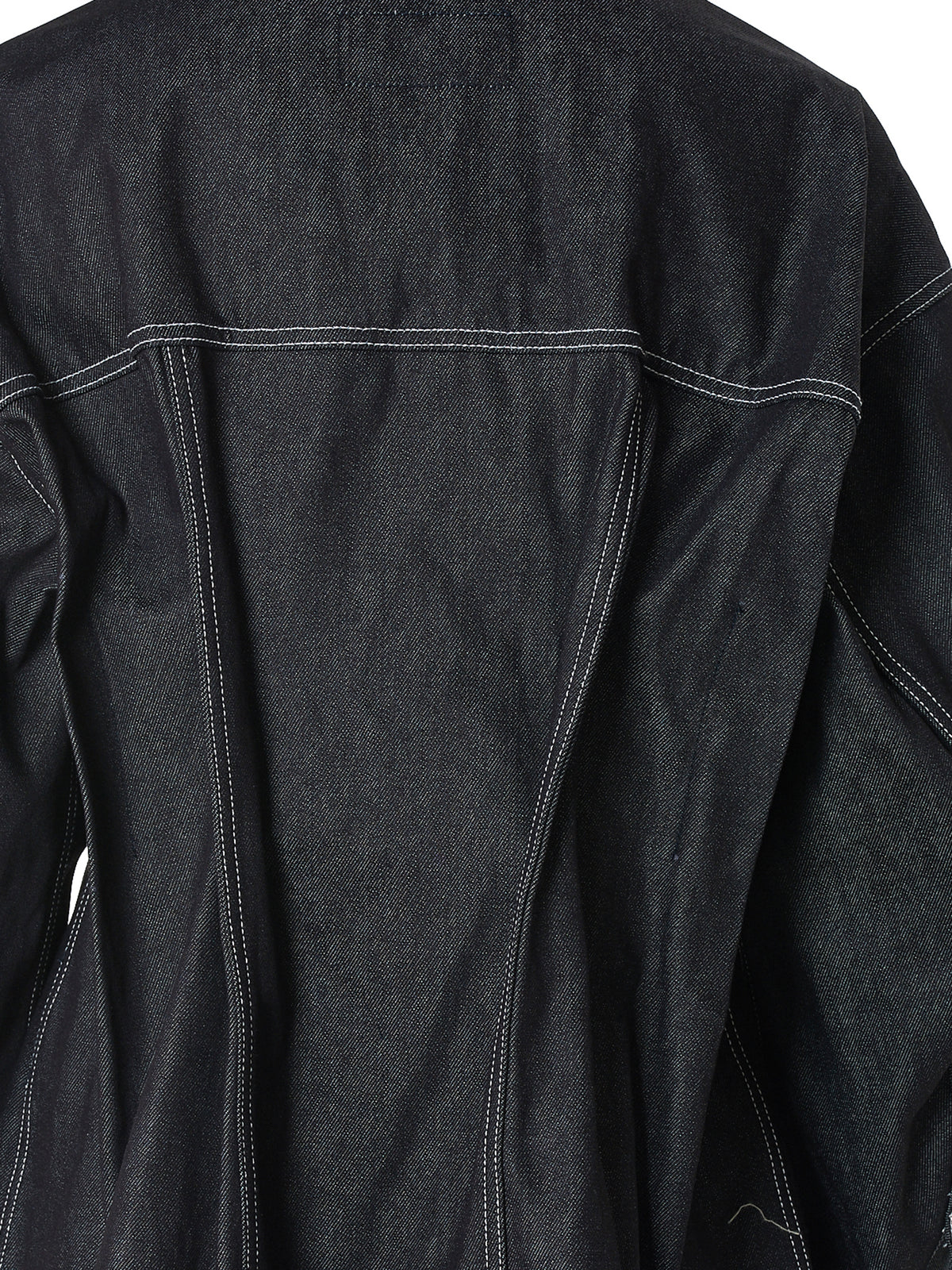 Irene Denim Jacket - Hlorenzo Detail 2
