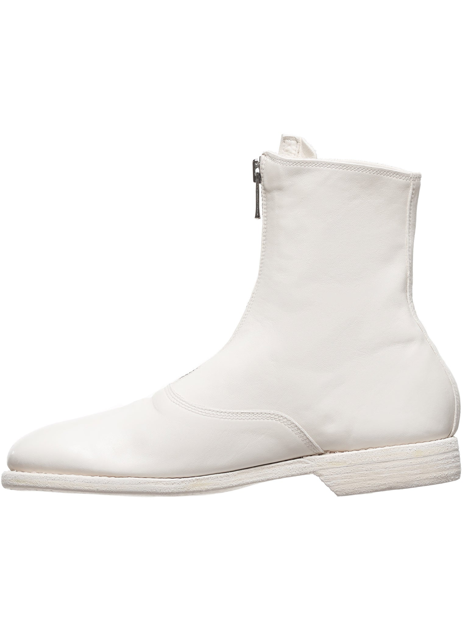 210 Soft Horse Leather Boots (210-SOFT-HORSE-FG-WHITE)