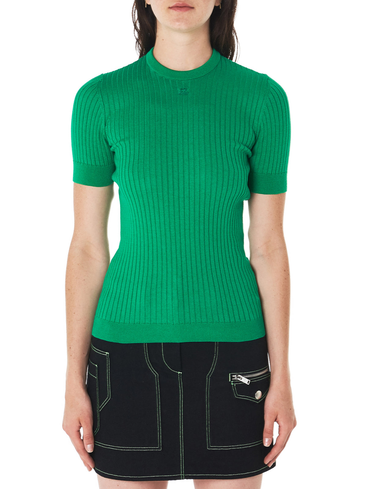 Courrèges Tee-Shirt - Hlorenzo front
