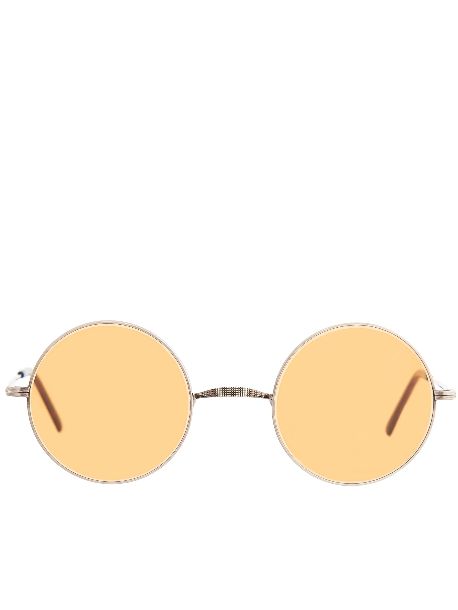 Round Sunglasses (SPM-CLASSIC-ROUND-AS-HE-ORANGE)