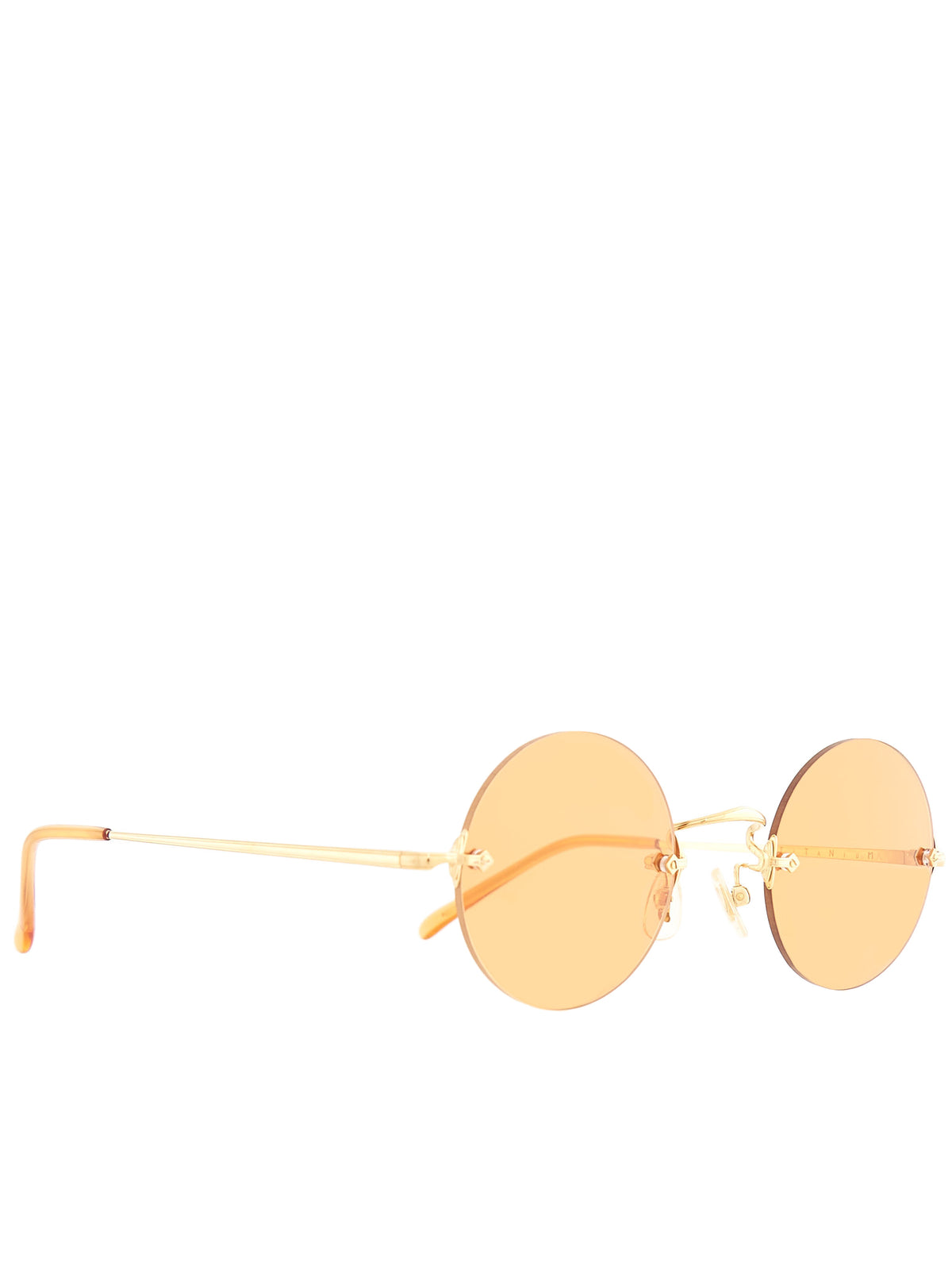 Anaaki Sunglasses (ANAAKI-M-GP-ROUND-BIG-ORANGE)