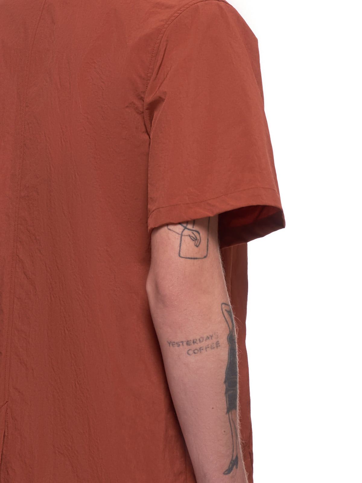 A Cold Wall* Shirt | H.Lorenzo Detail 2