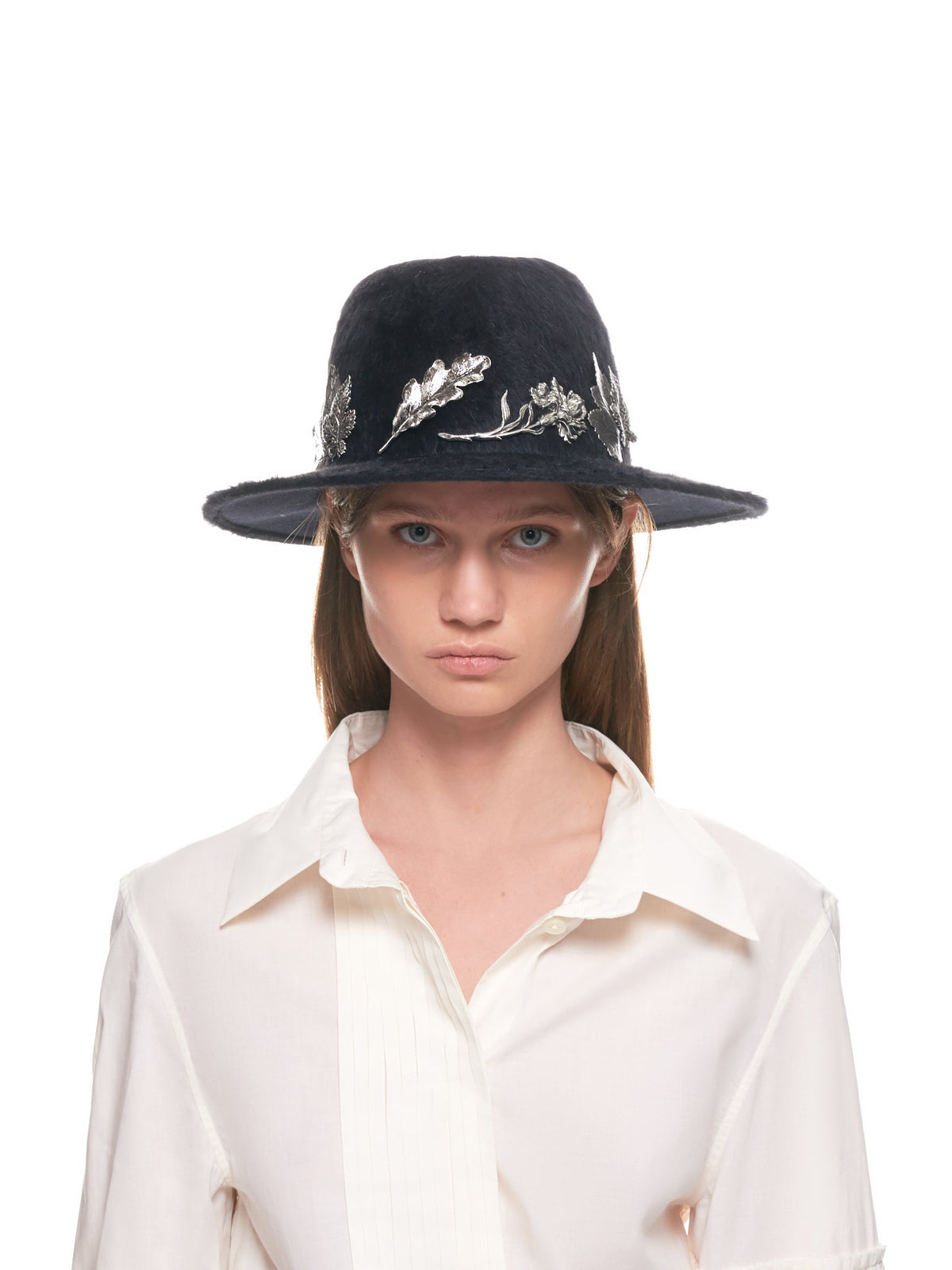 Ann Demeulemeester Hat | H.Lorenzo Front
