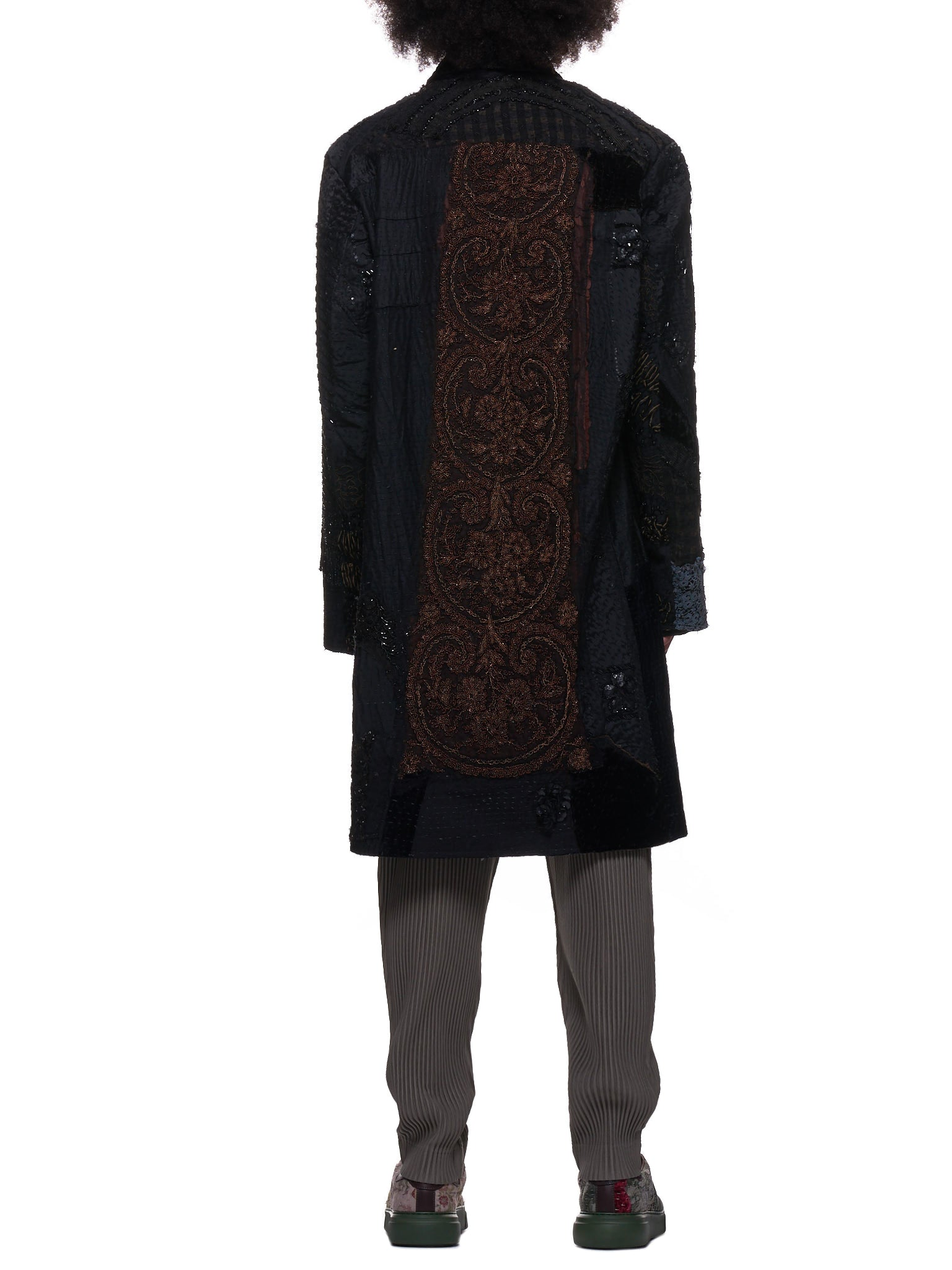 Rufus Coat (2701824M-1-DARK)
