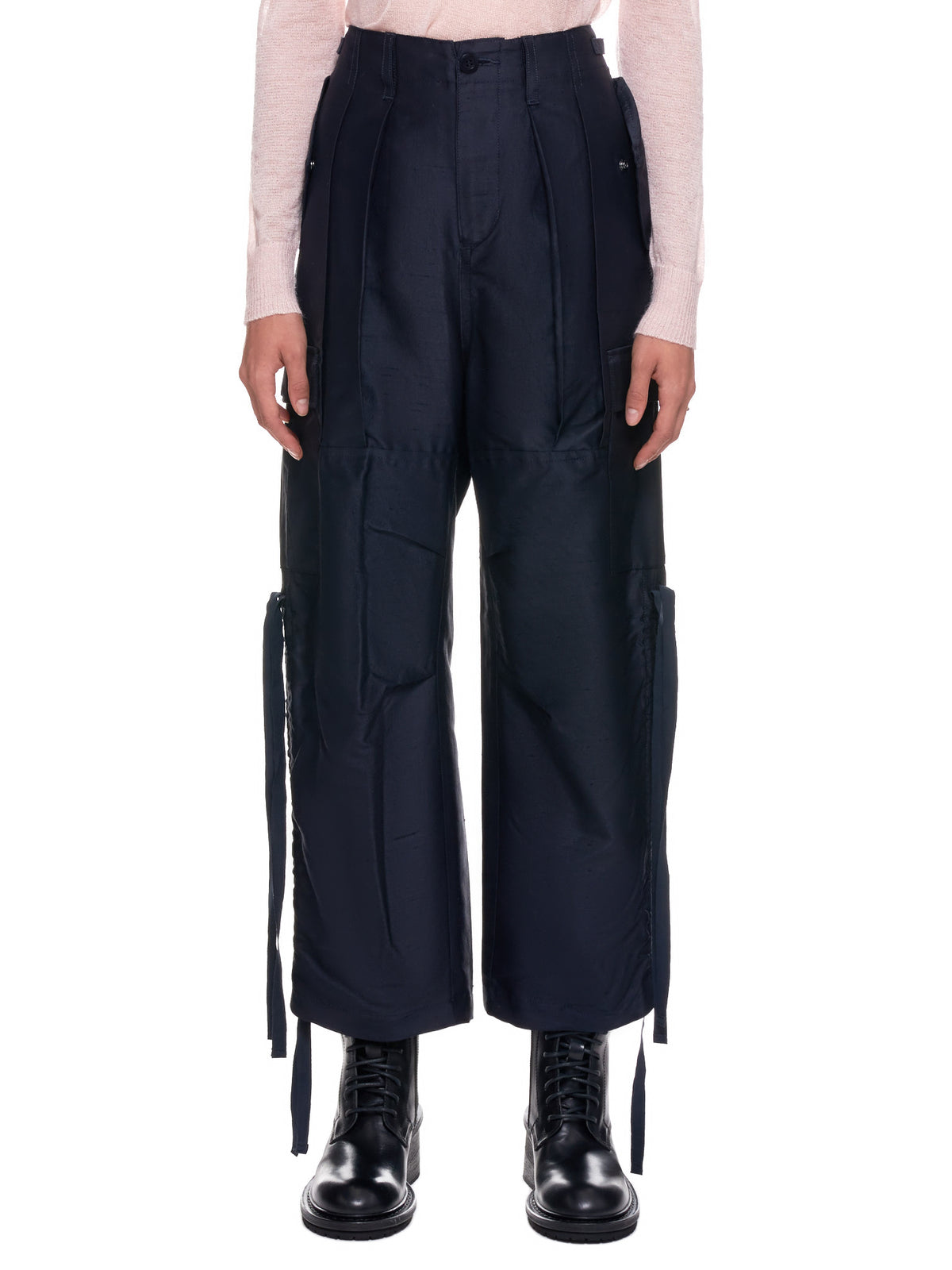 Undercover Pants - H.Lorenzo Front