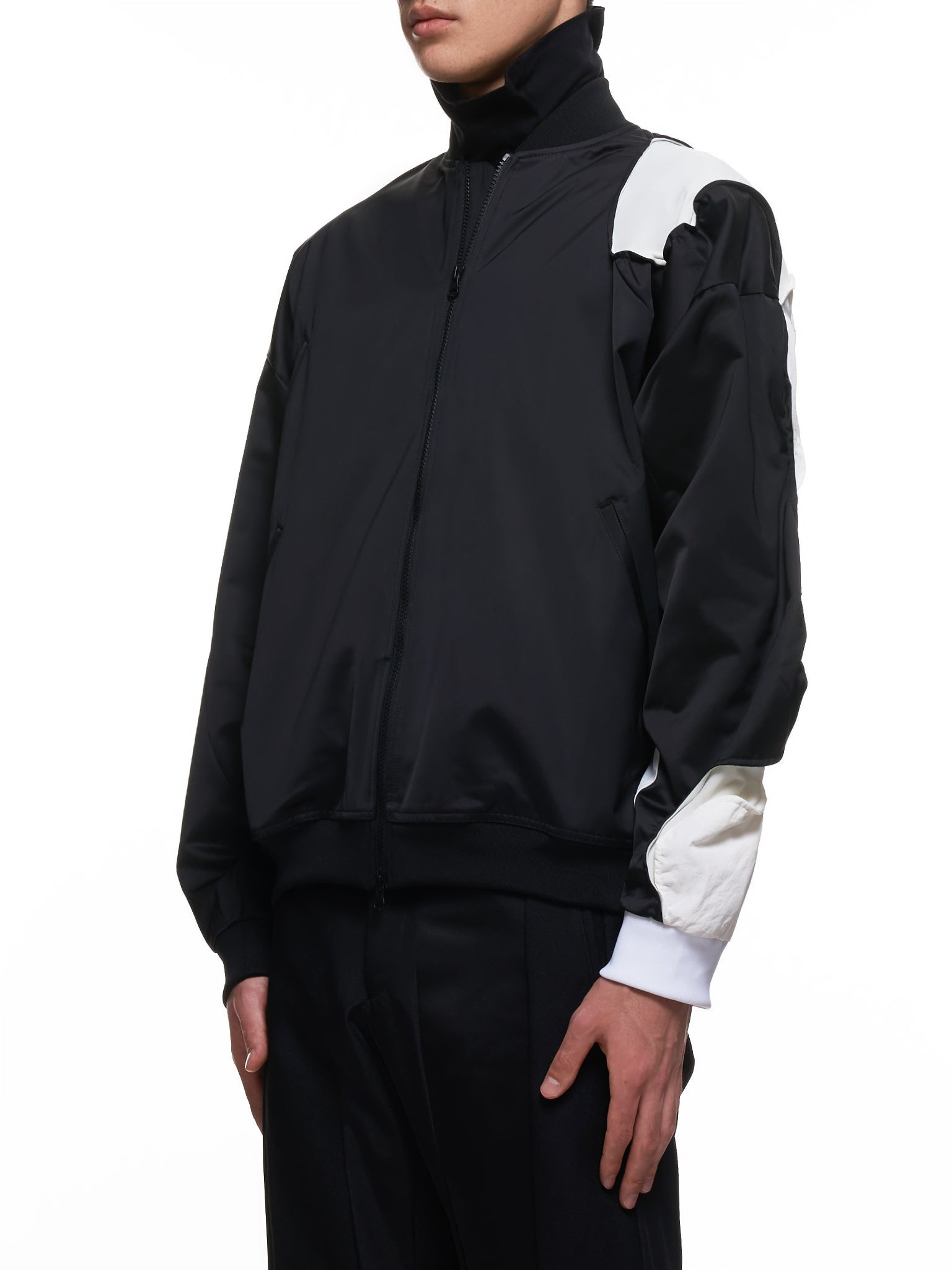 Post Archives Faction (PAF) Jacket | H.Lorenzo Side