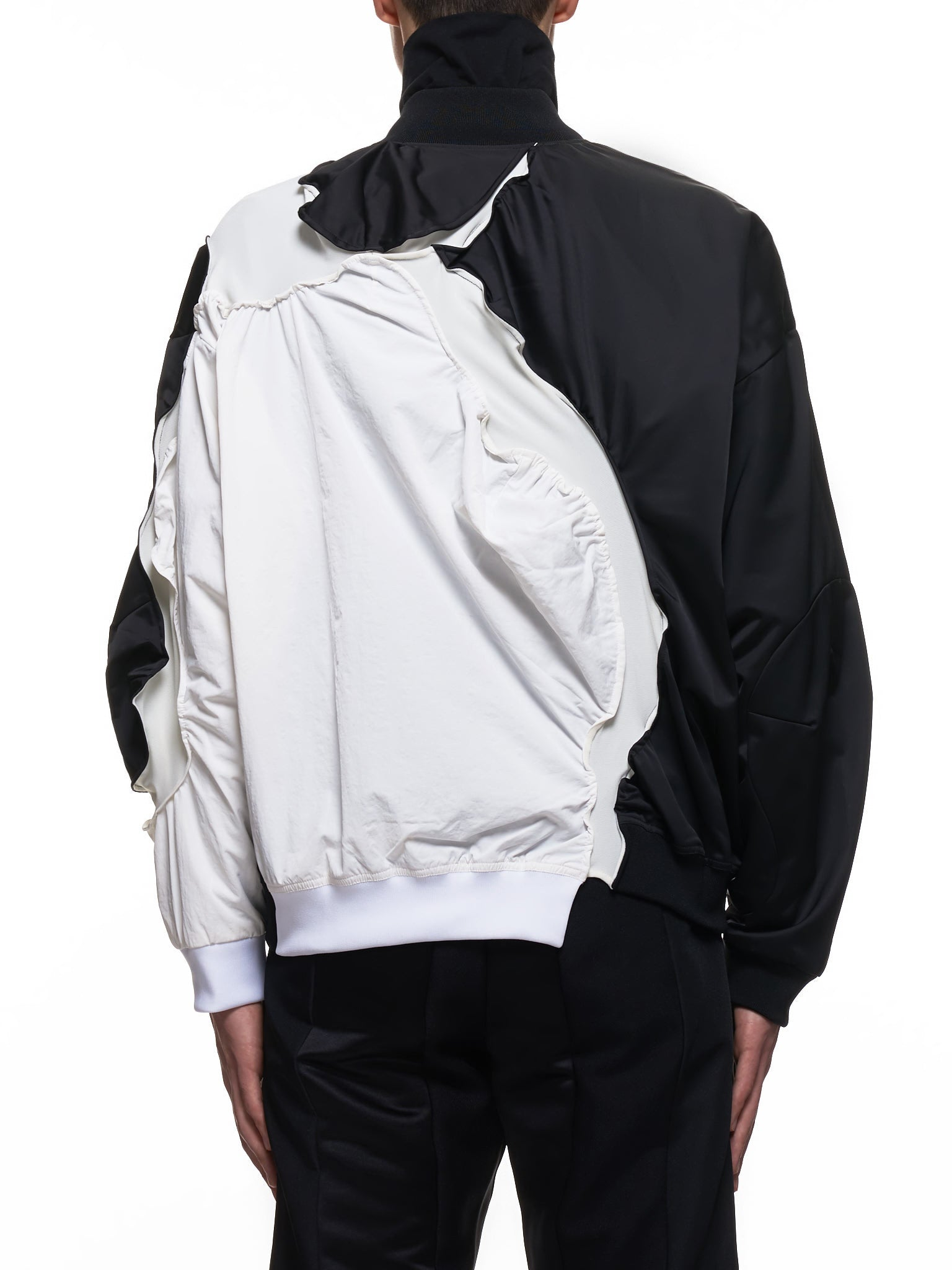 Post Archives Faction (PAF) Jacket | H.Lorenzo Back