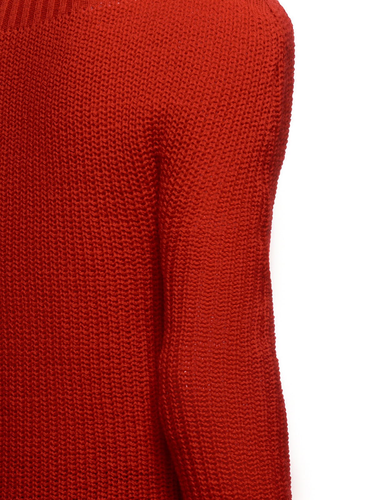 Transformer Cape Sweater (202-822-50011-RED)