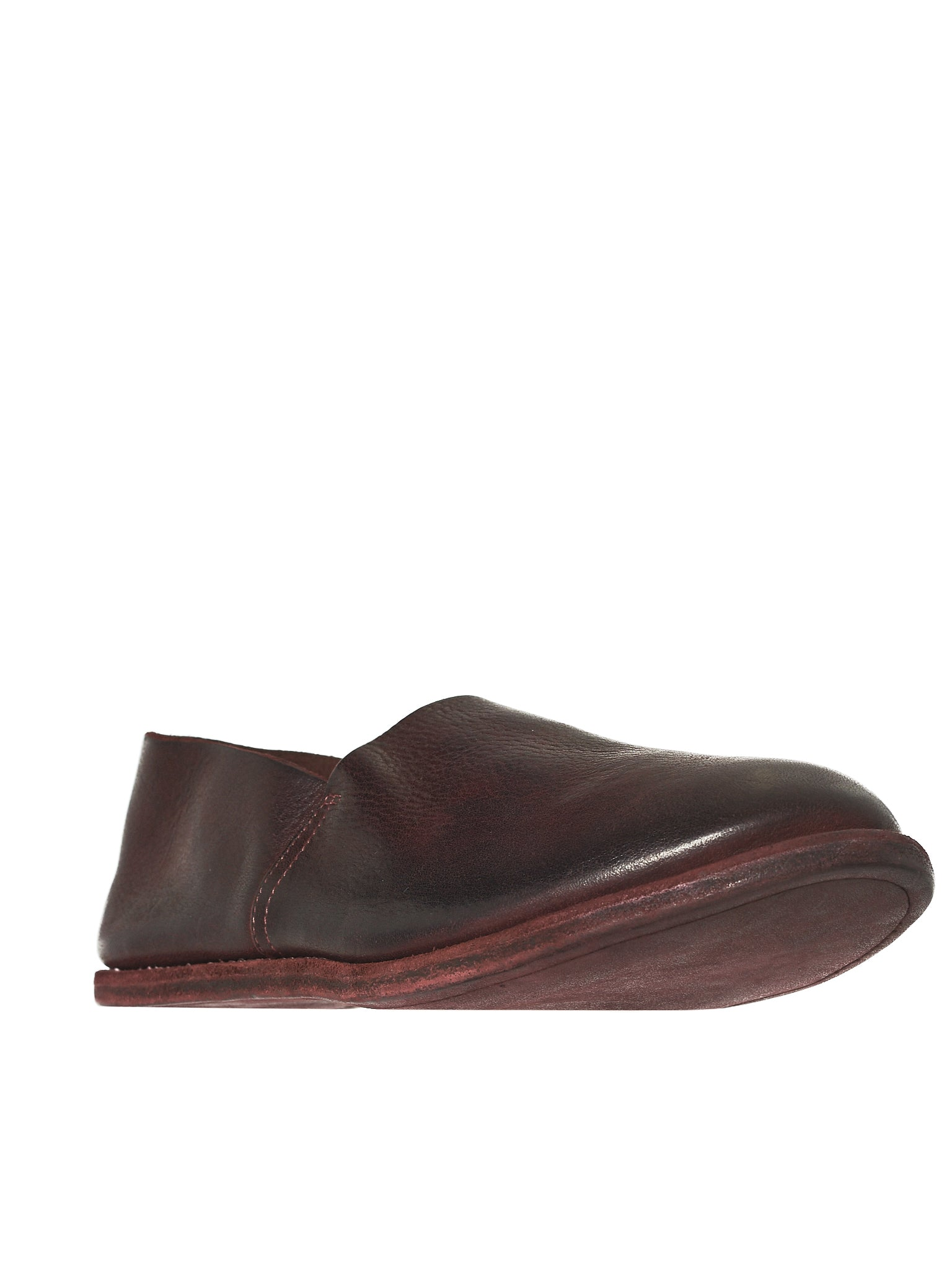 Guidi Calfskin Loafers - Hlorenzo Side