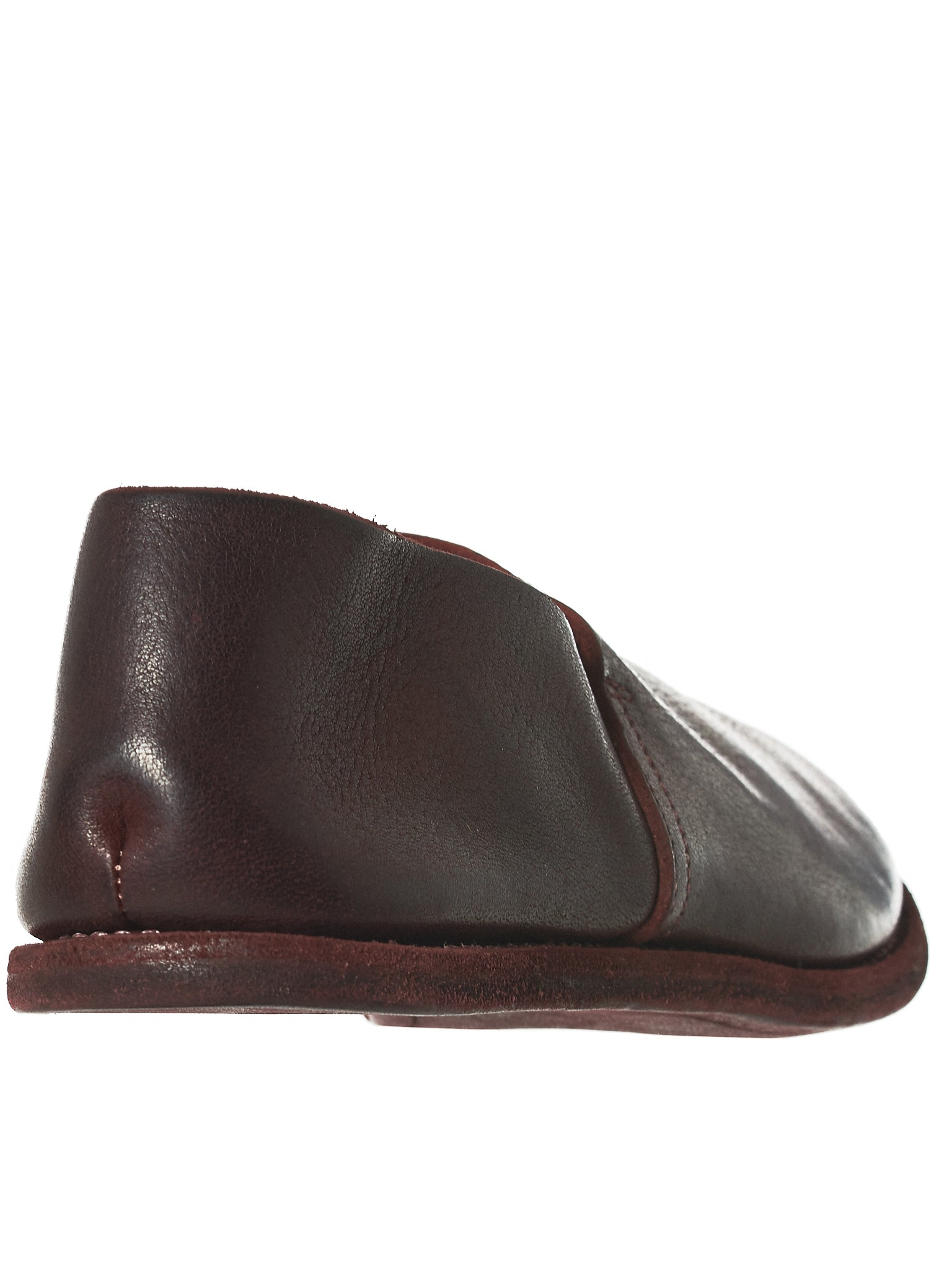 Guidi Calfskin Loafers - Hlorenzo Detail 3