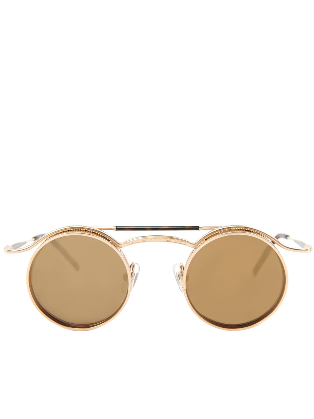 2903H Matte Gold Sunglasses (2903H-MATTE-GOLD-PLATED-GOLFD-)