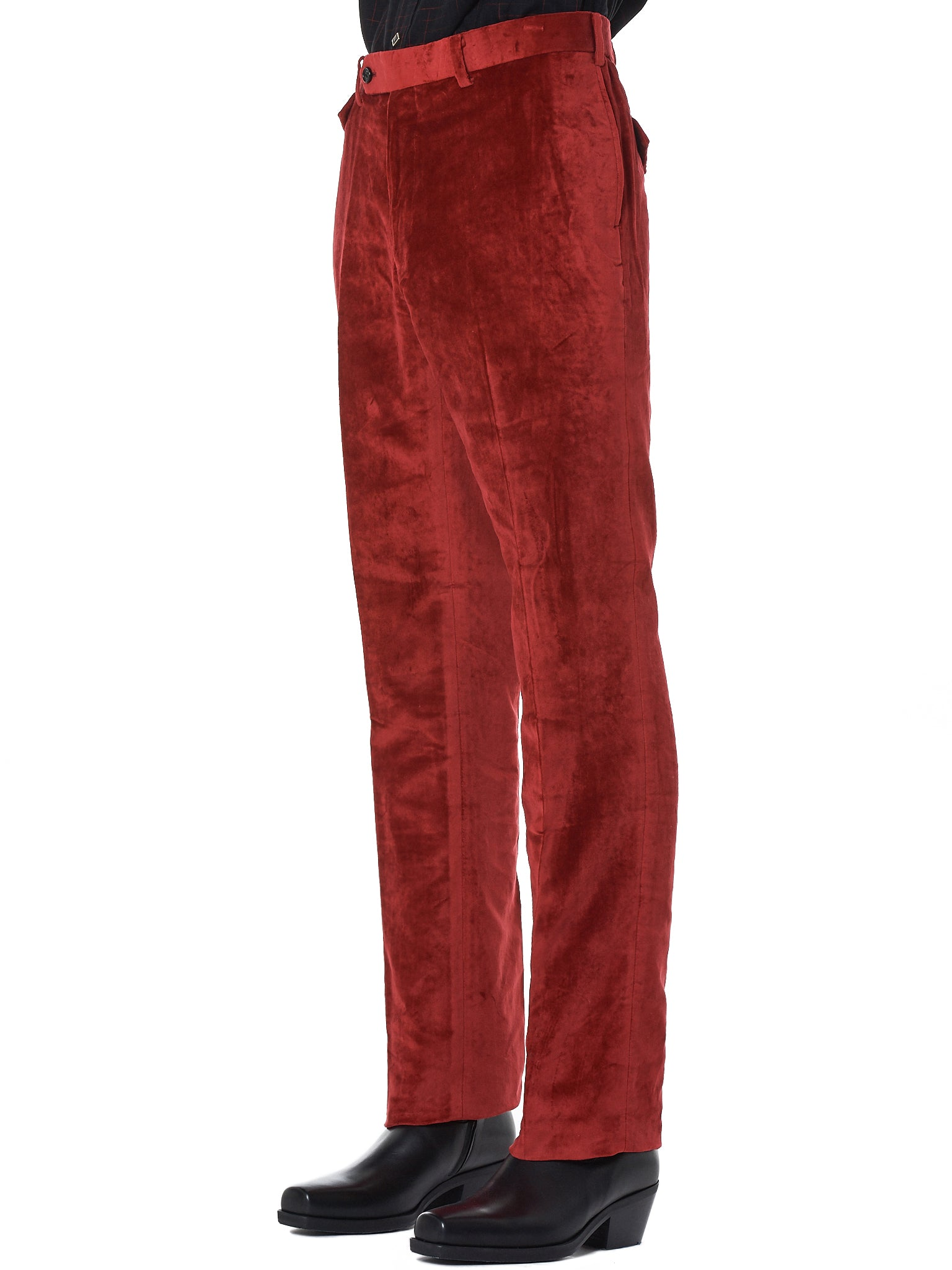 John Lawrence Sullivan Trousers - Hlorenzo Side