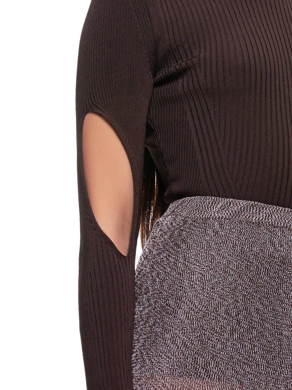 Mugler Turtleneck | H.Lorenzo - detail 2