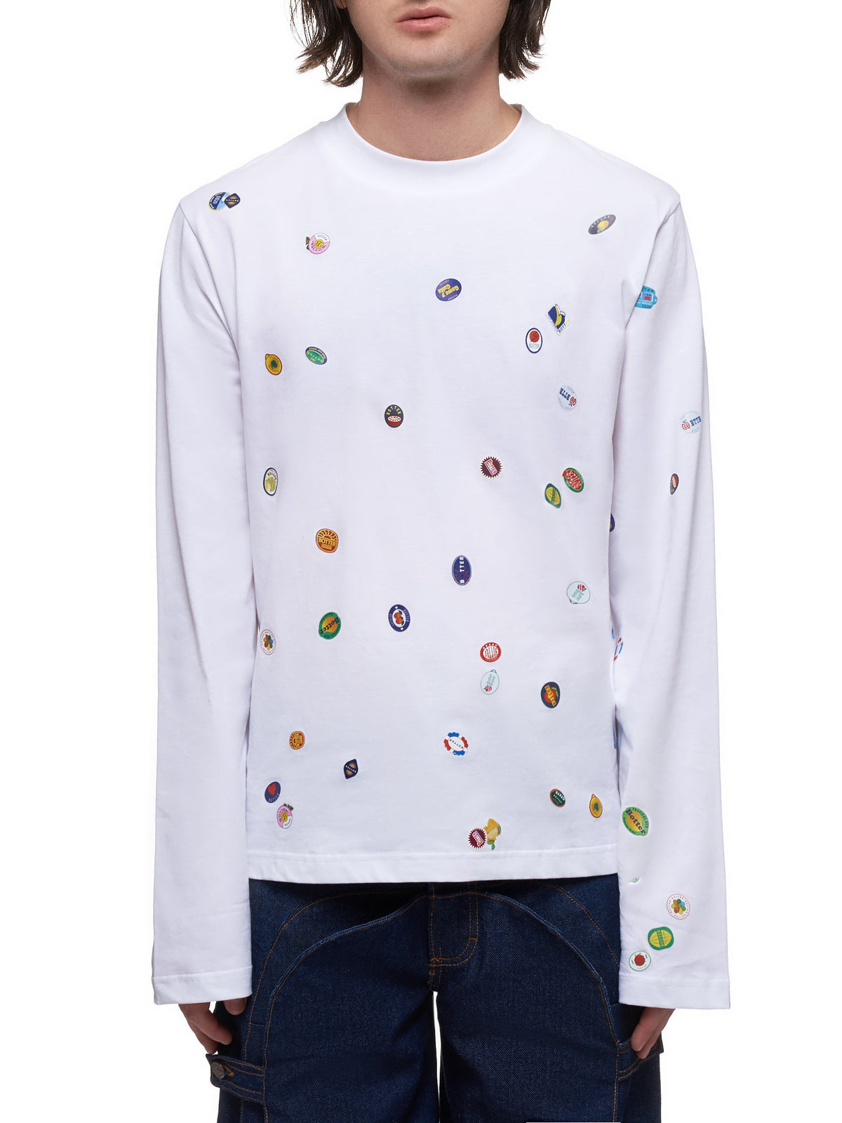Fruits T-Shirt (3001-J002-WHITE)