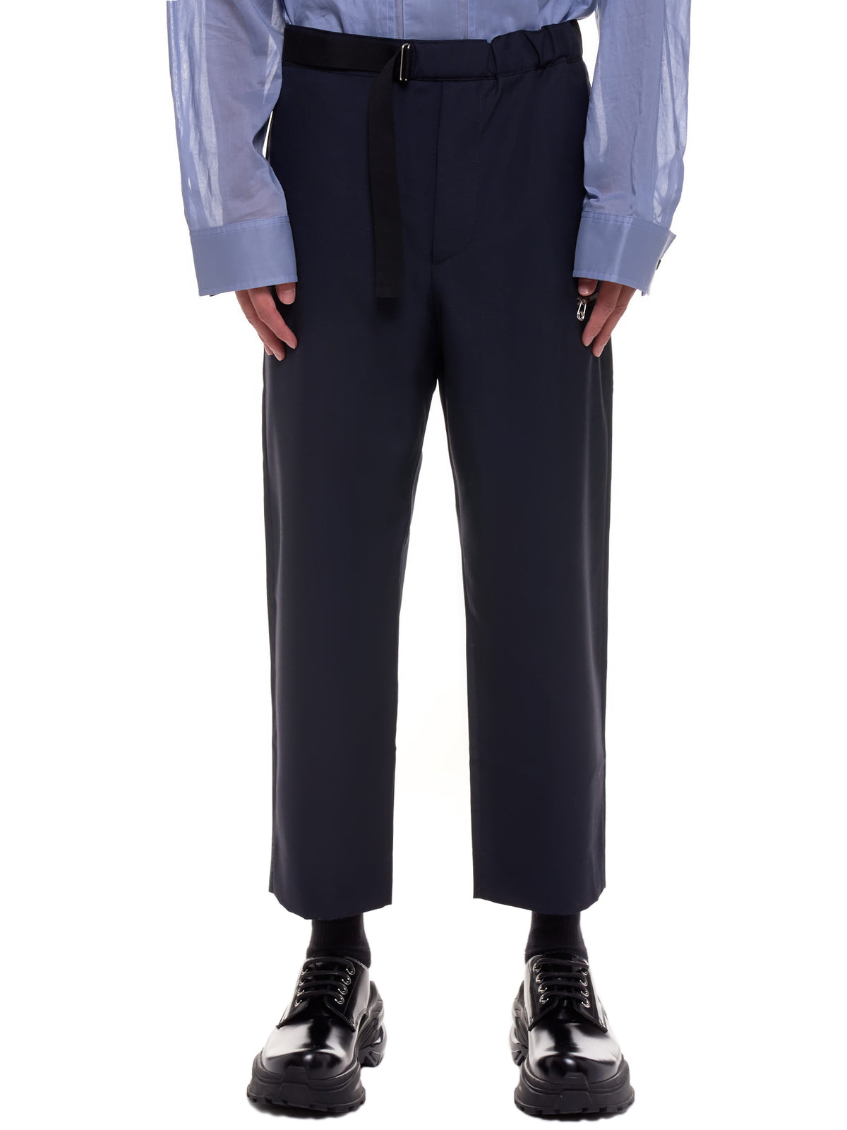 Snatch Trousers (311133-NAVY)