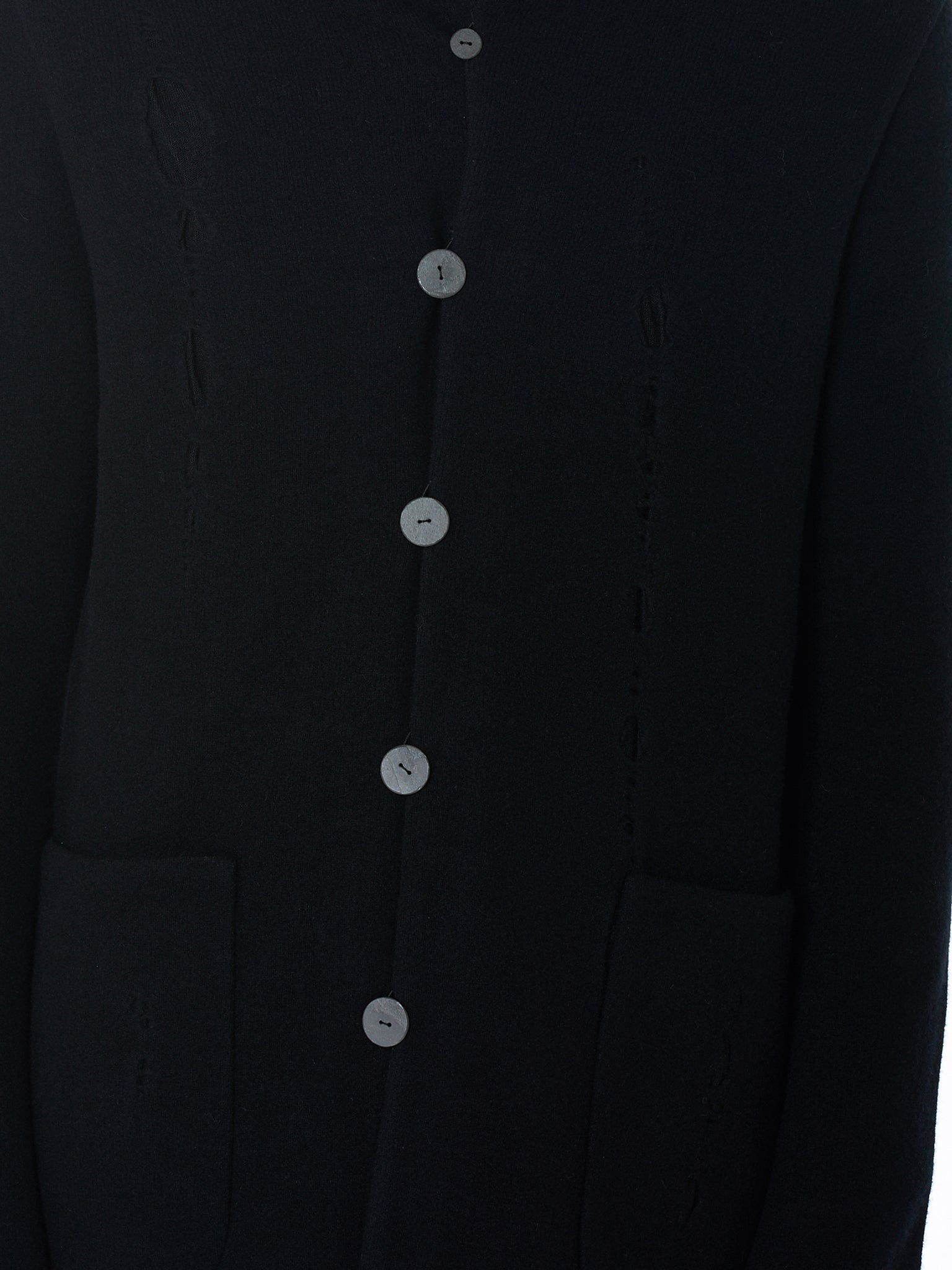 Label Under Construction Coat - Hlorenzo Detail 4