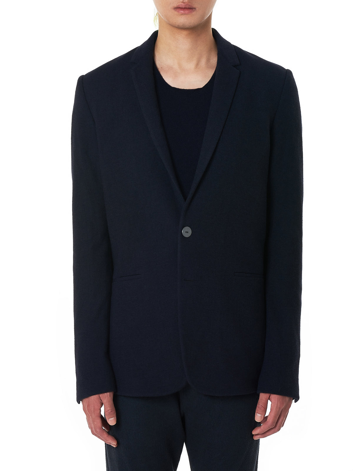Label Under Construction Blazer - Hlorenzo Front