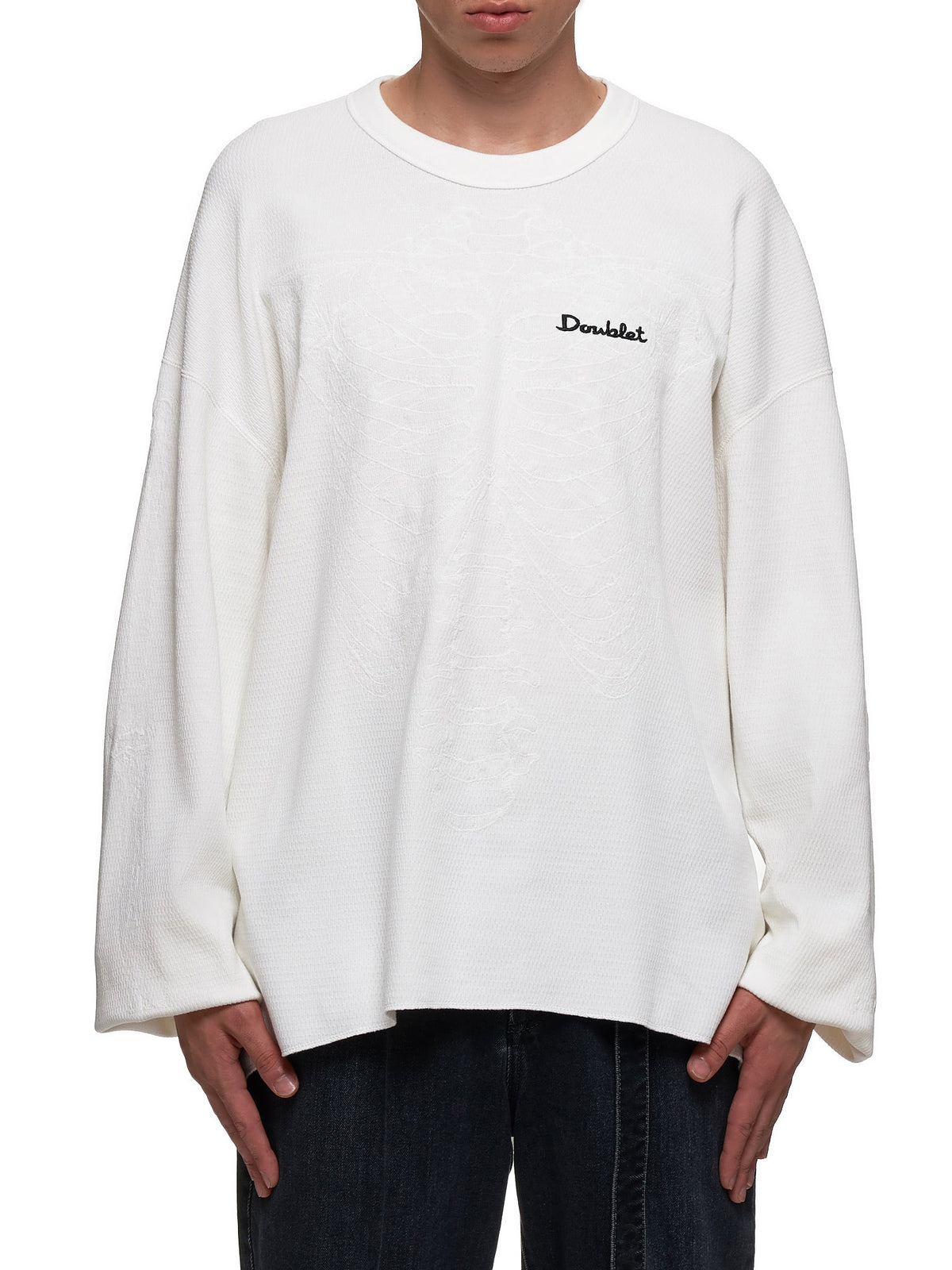 Doublet Tee Shirt - Hlorenzo Front
