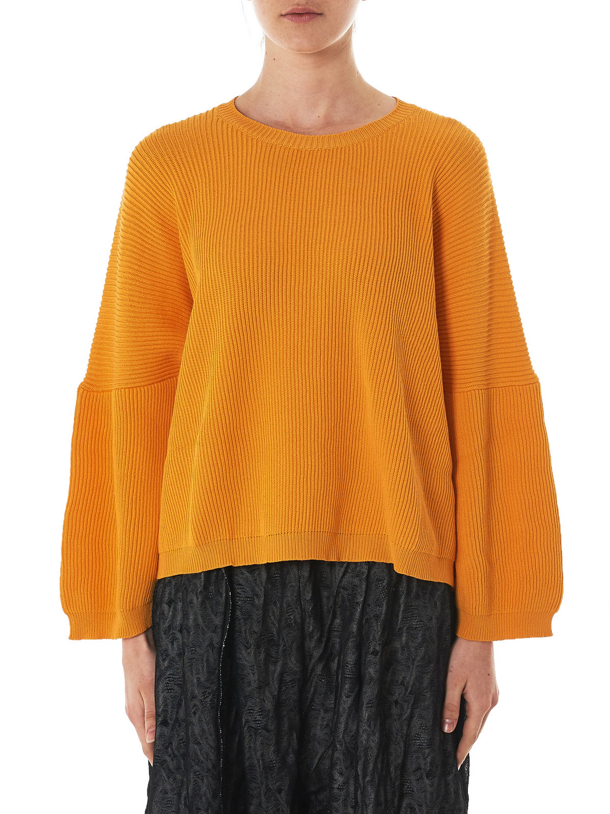 Boboutic Ribbed Pullover  - Hlorenzo Front