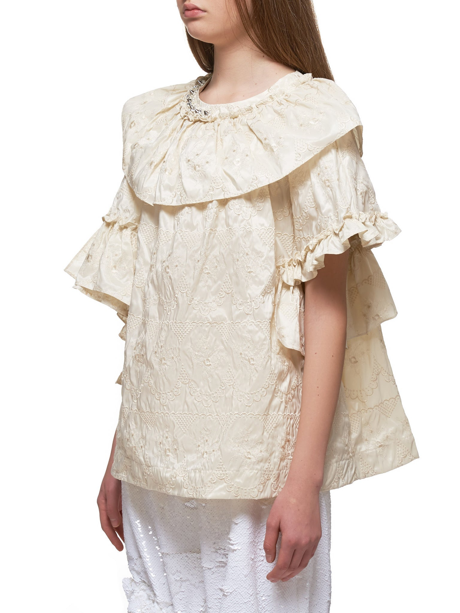 Simone Rocha Top - Hlorenzo Side
