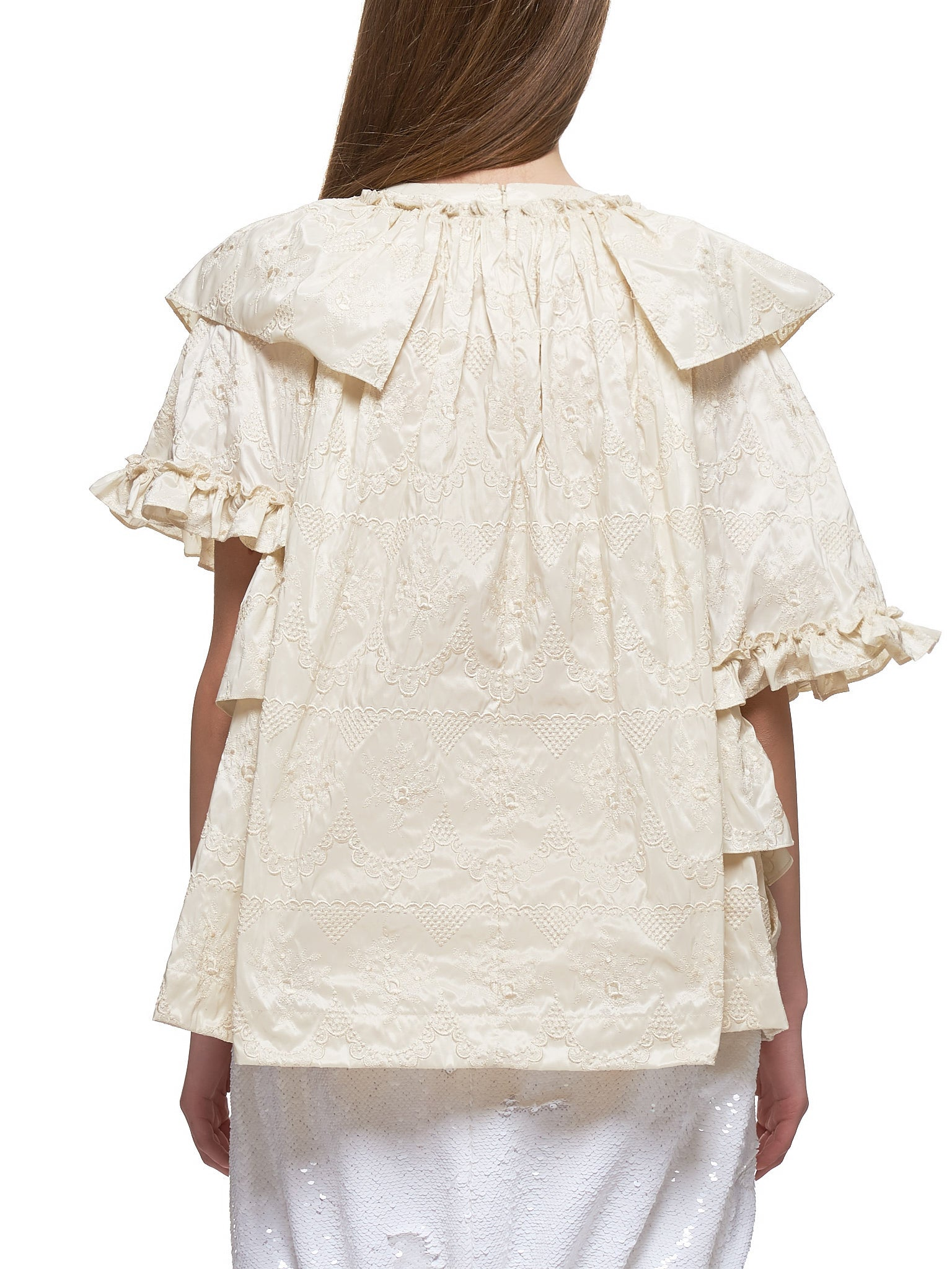 Simone Rocha Top - Hlorenzo Back