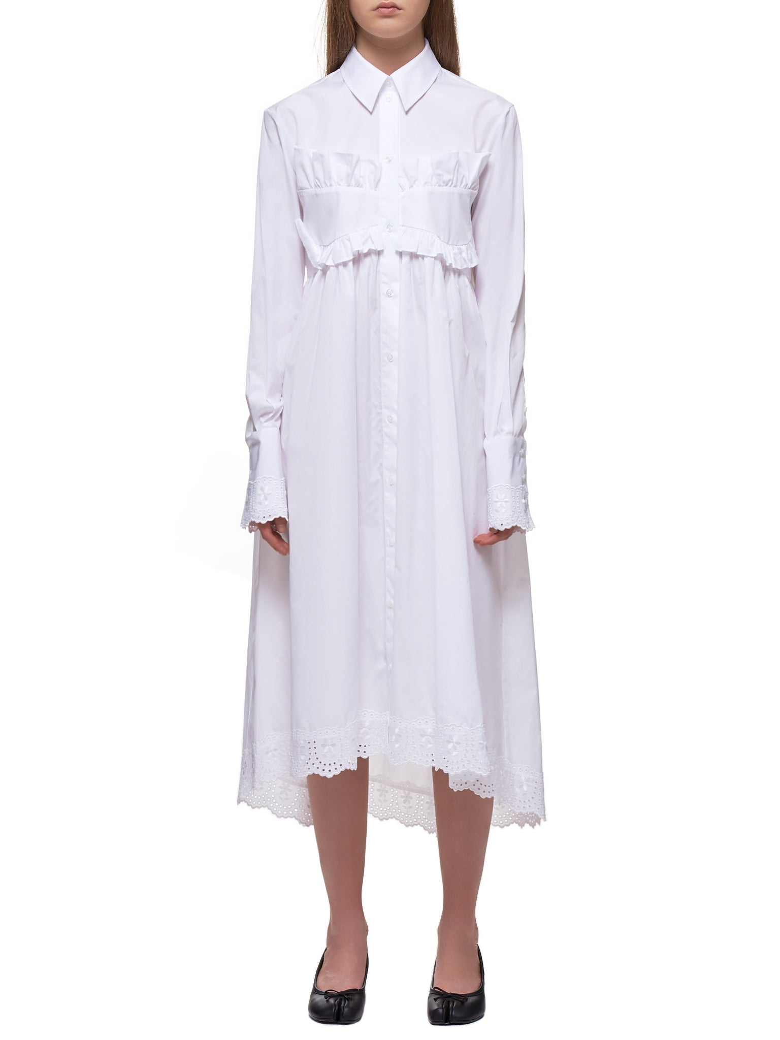 Simone Rocha Dress - Hlorenzo Front