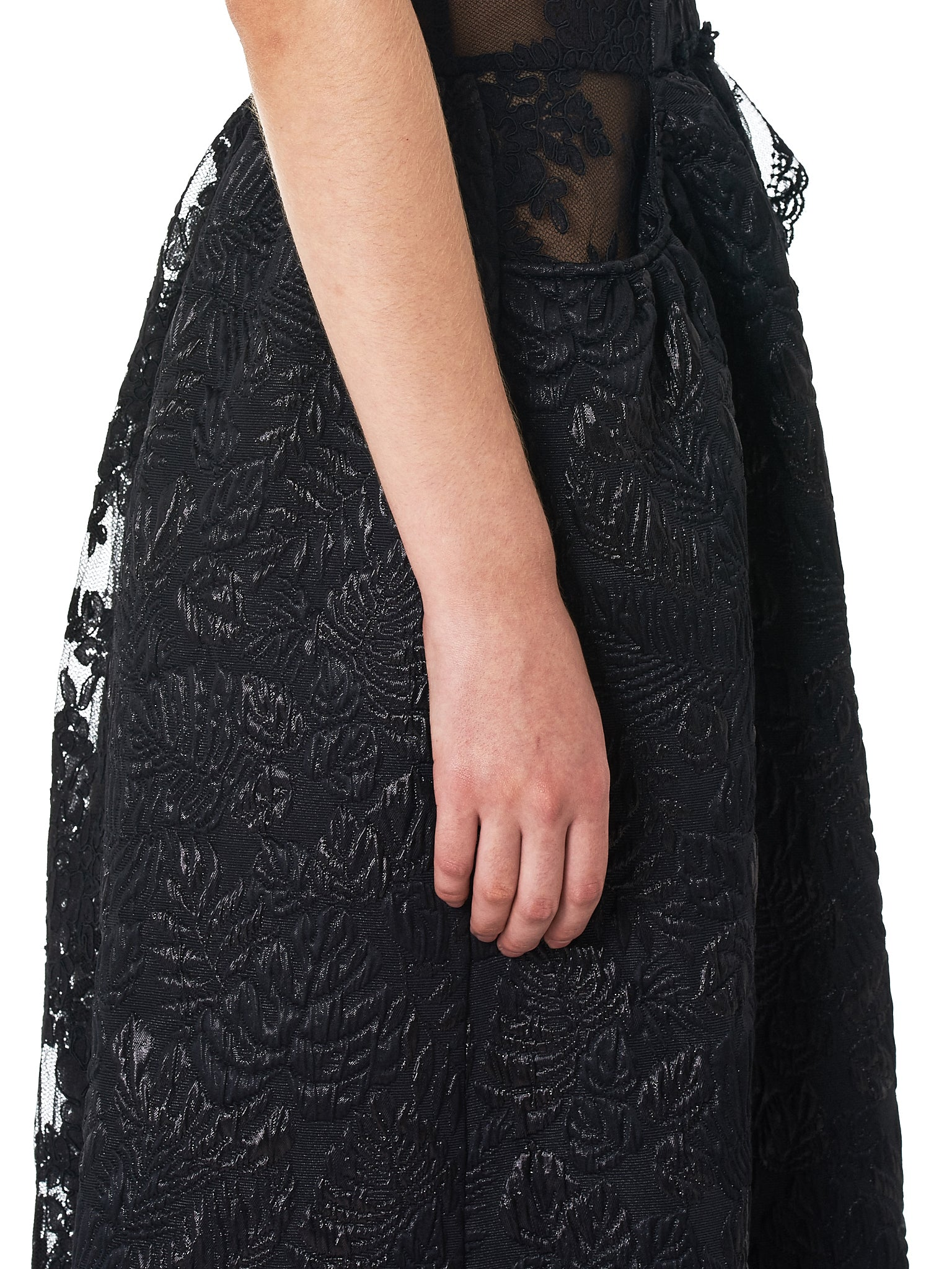 Simone Rocha Dress - Hlorenzo Detail 1
