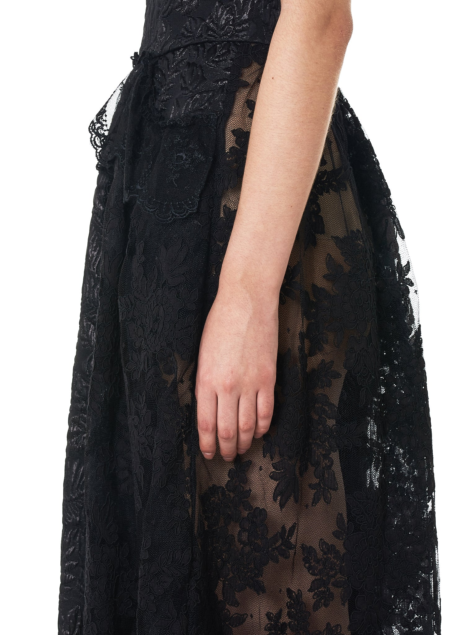 Simone Rocha Dress - Hlorenzo Detail 3
