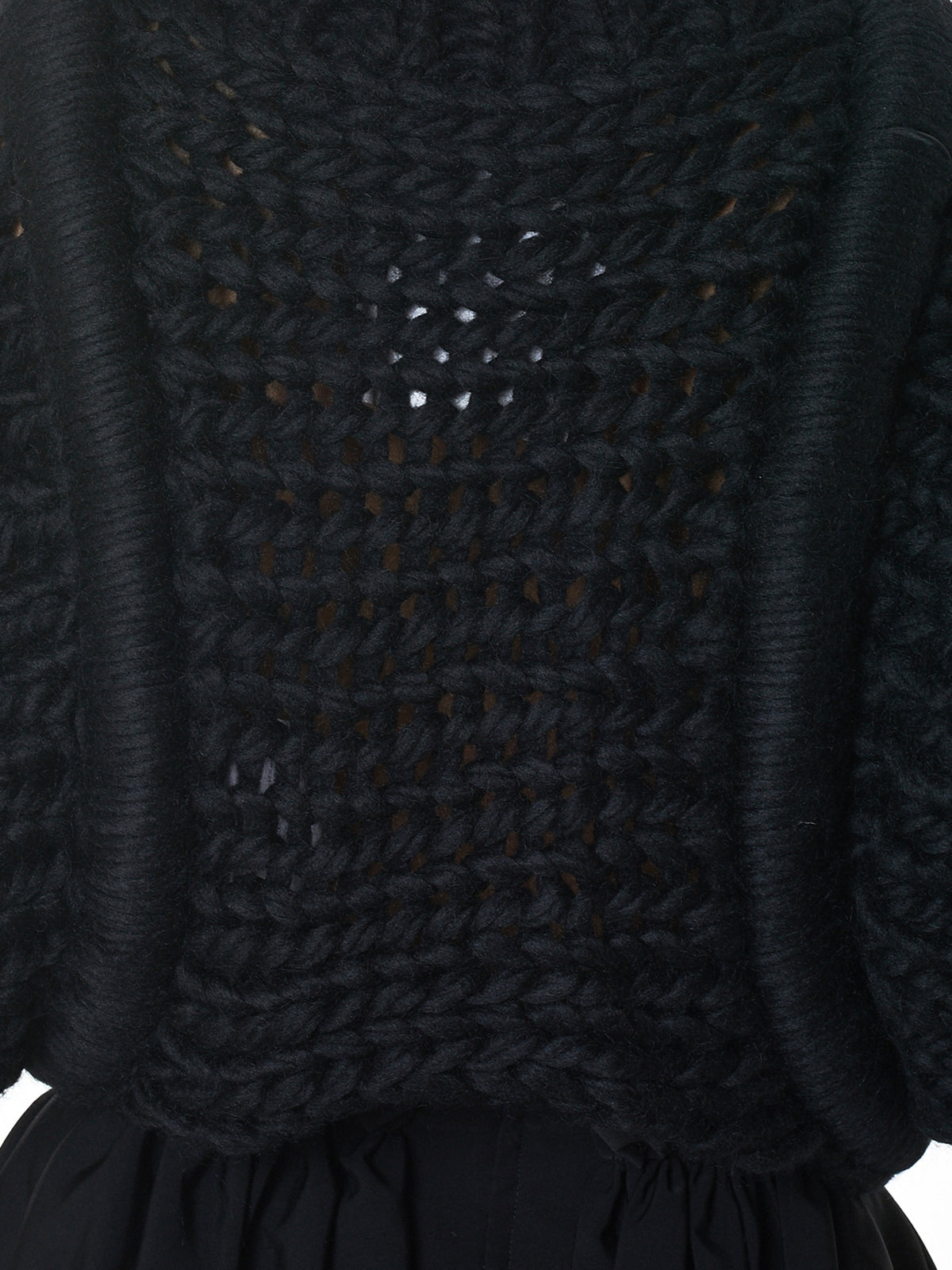 Noir by Kei Ninomiya Sweater - Hlorenzo Detail 2