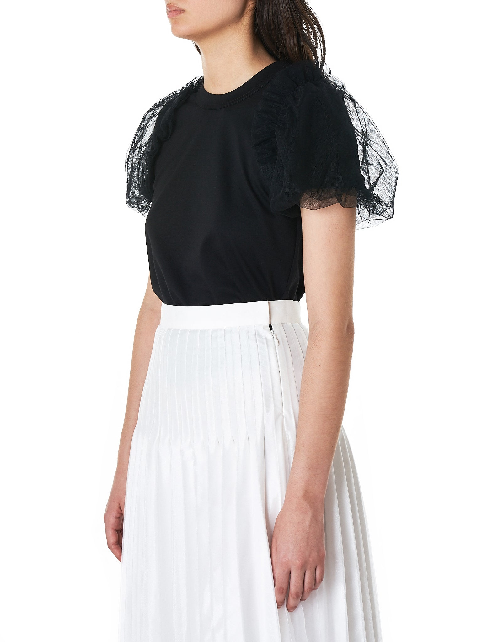 Noir by Kei Ninomiya Tee-Shirt - Hlorenzo Side