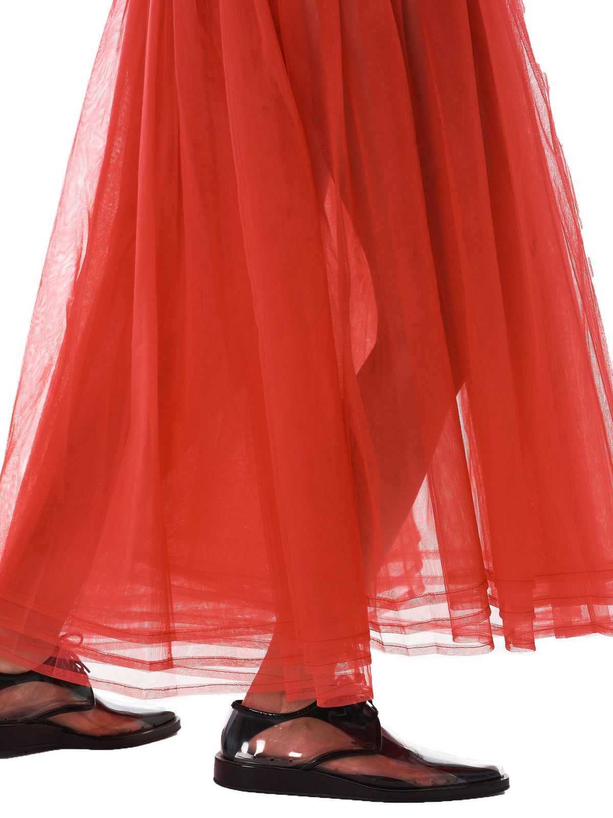 Layered Smocked Skirt (3T-S002-051-2)