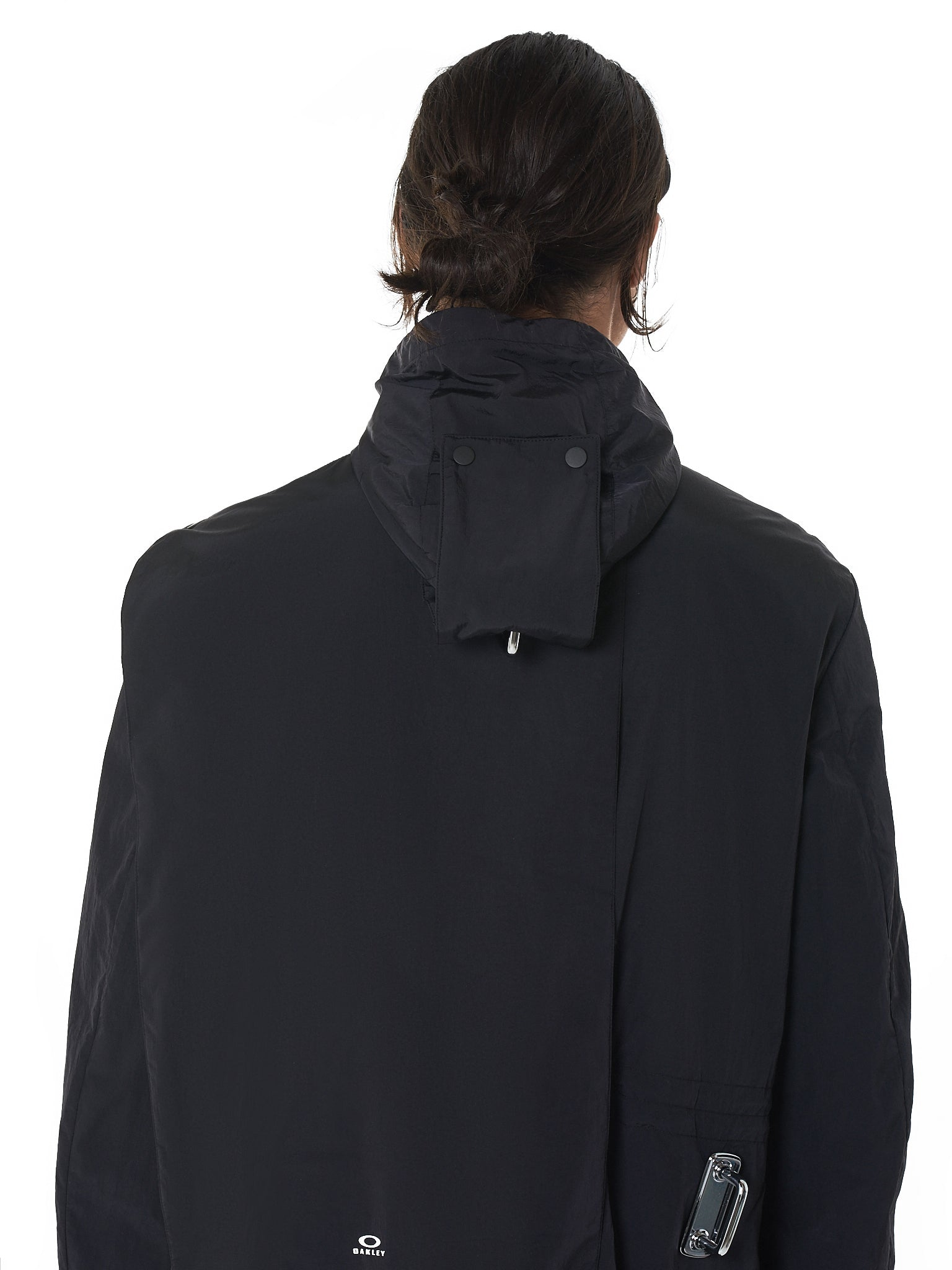 Oakley by Samuel Ross Coat - Hlorenzo Detail 1
