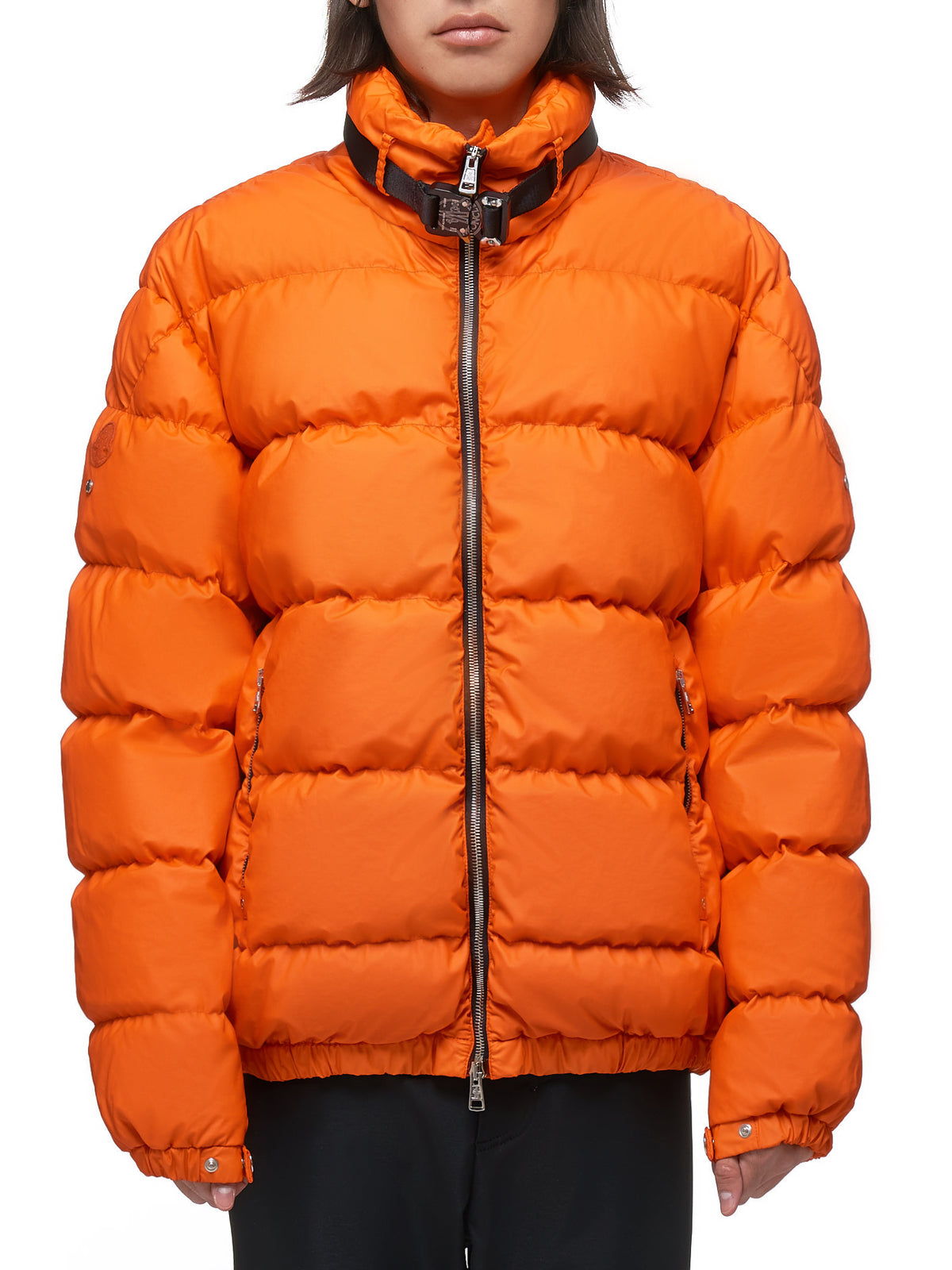 Deimos Puffer Jacket (41305-00-302-ORANGE)