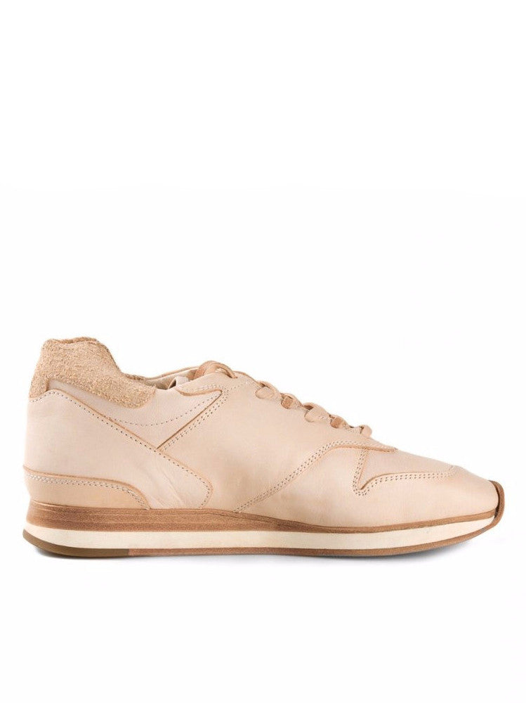 Natural Leather Trainer (MIP-08 NATURAL)