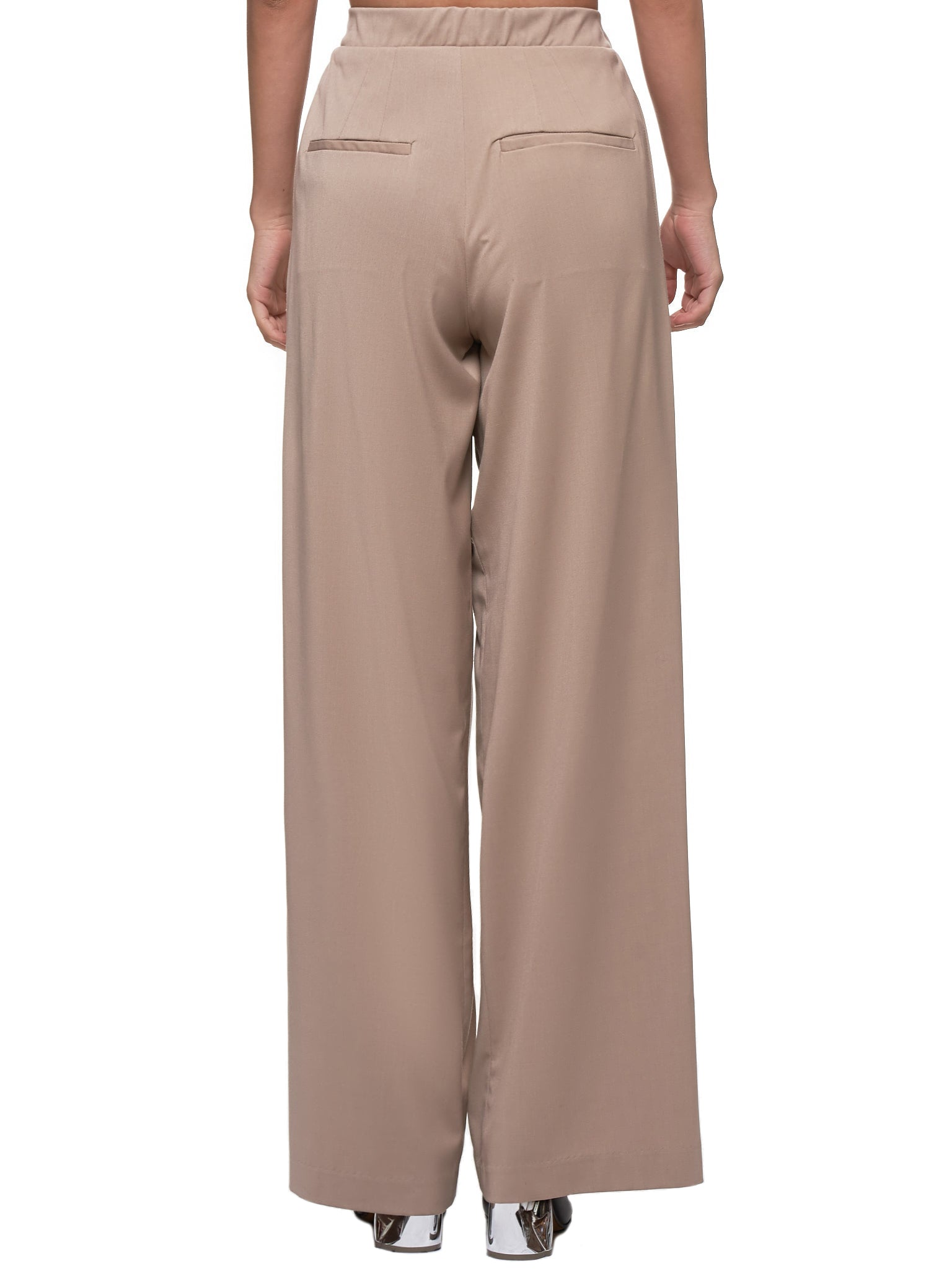Casual Trousers (49-BEIGE)