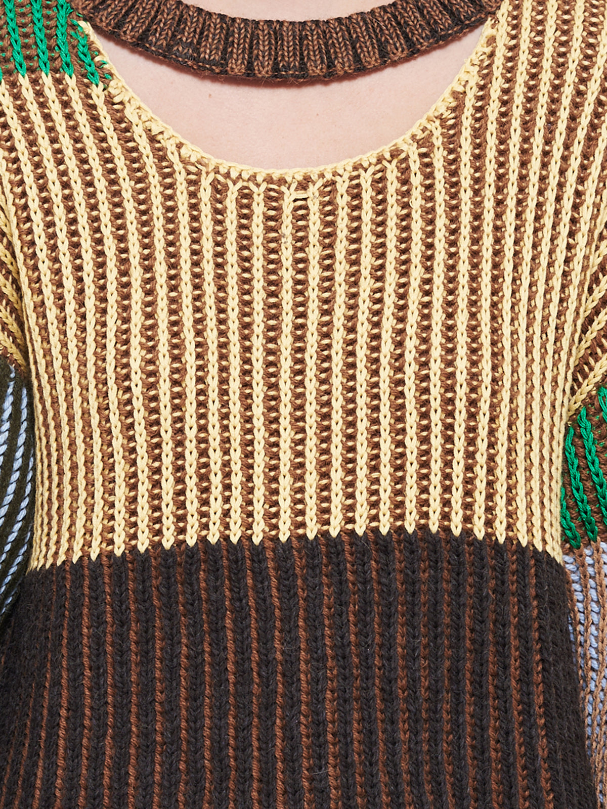 Eckhaus Latta Sweater | H.Lorenzo - detail 2