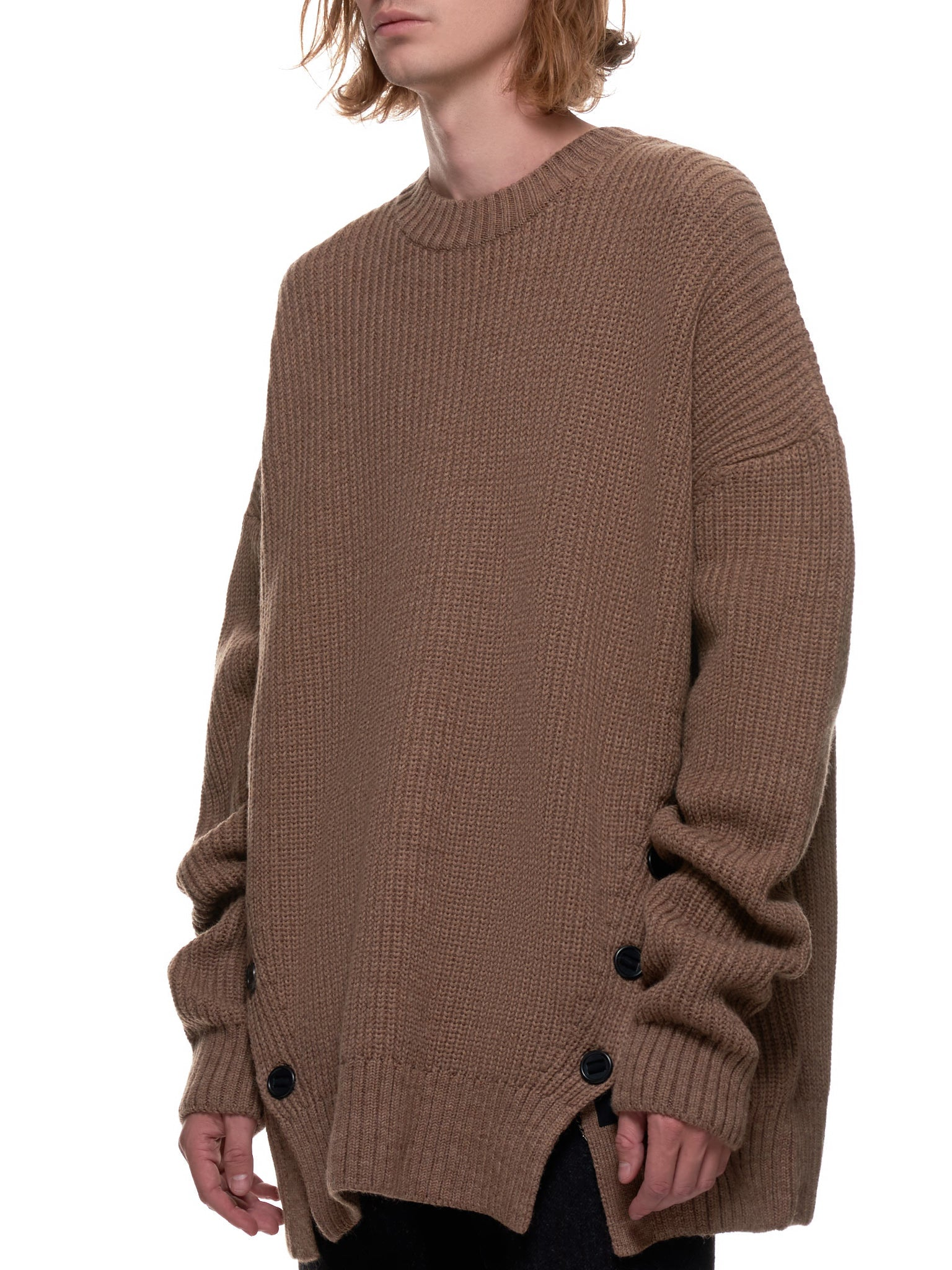 John Lawrence Sullivan Sweater | H.Lorenzo Side