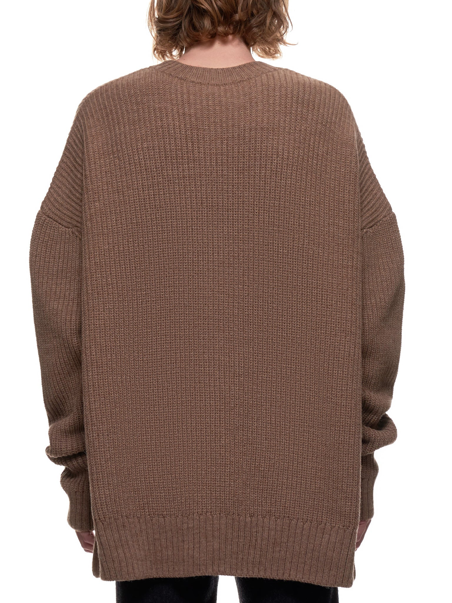 John Lawrence Sullivan Sweater | H.Lorenzo Back