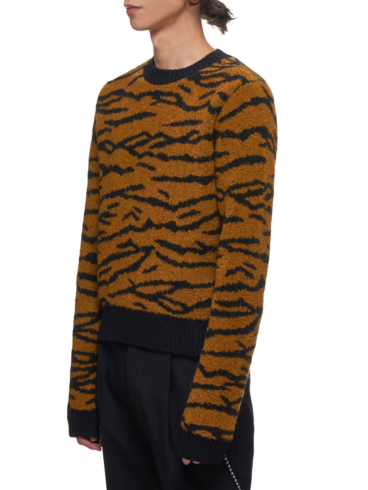 John Lawrence Sullivan Sweater - Hlorenzo Side