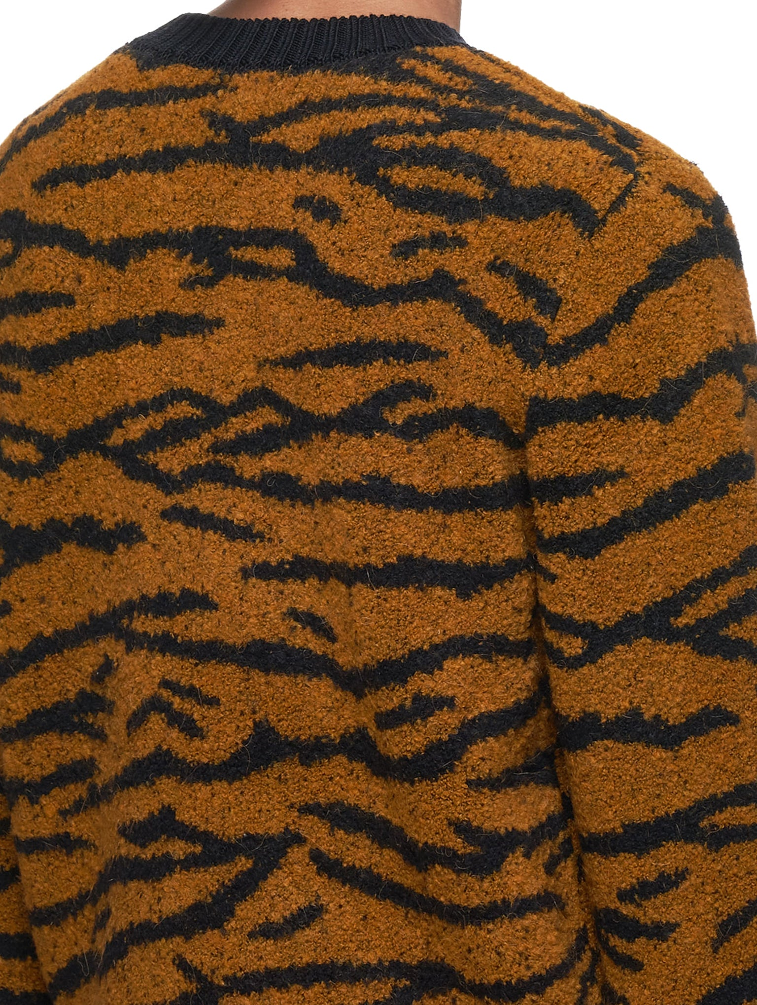 John Lawrence Sullivan Sweater - Hlorenzo Detail 2