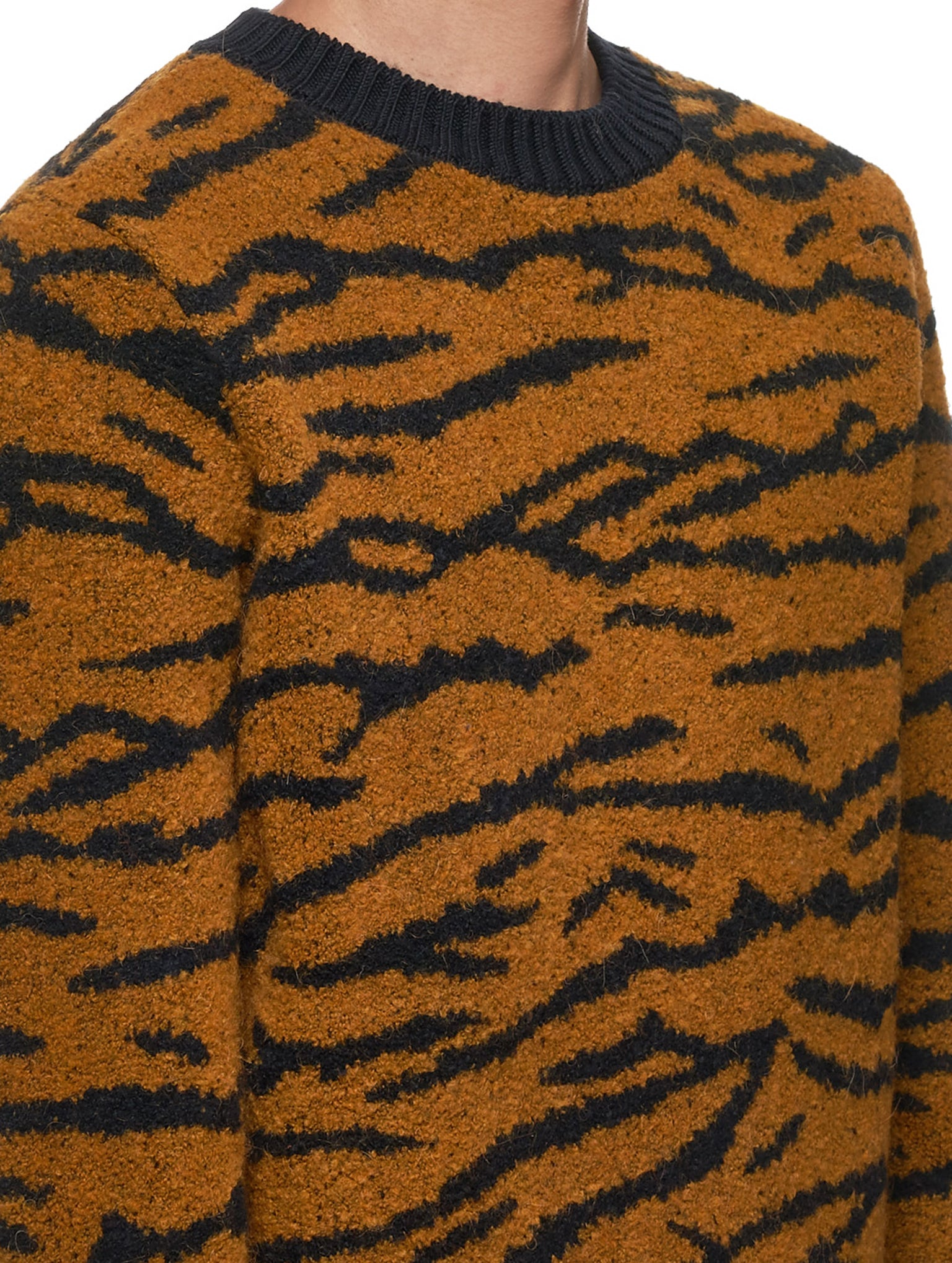John Lawrence Sullivan Sweater - Hlorenzo Detail 1